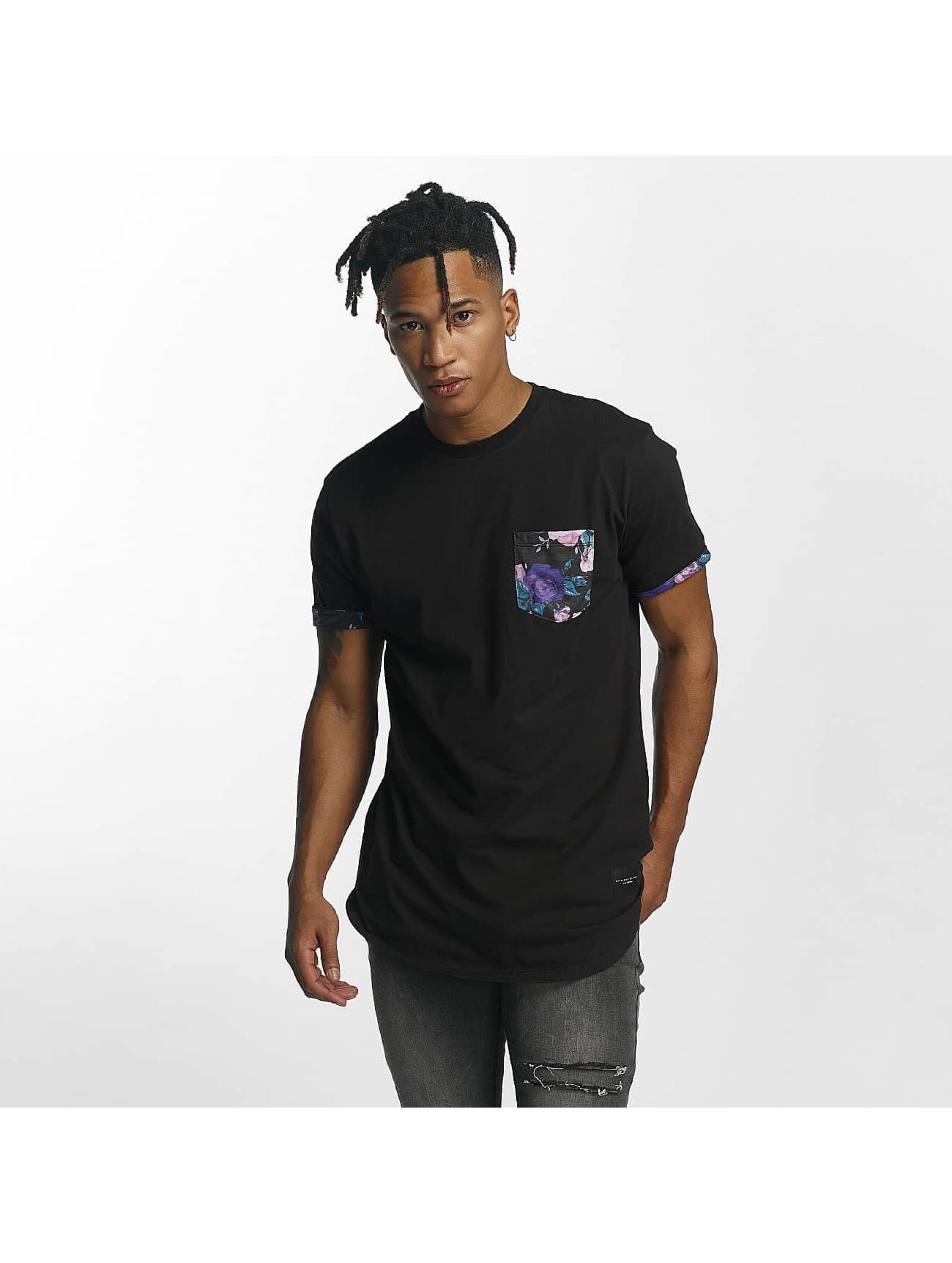 Criminal Damage Männer T-Shirt Puglia in schwarz
