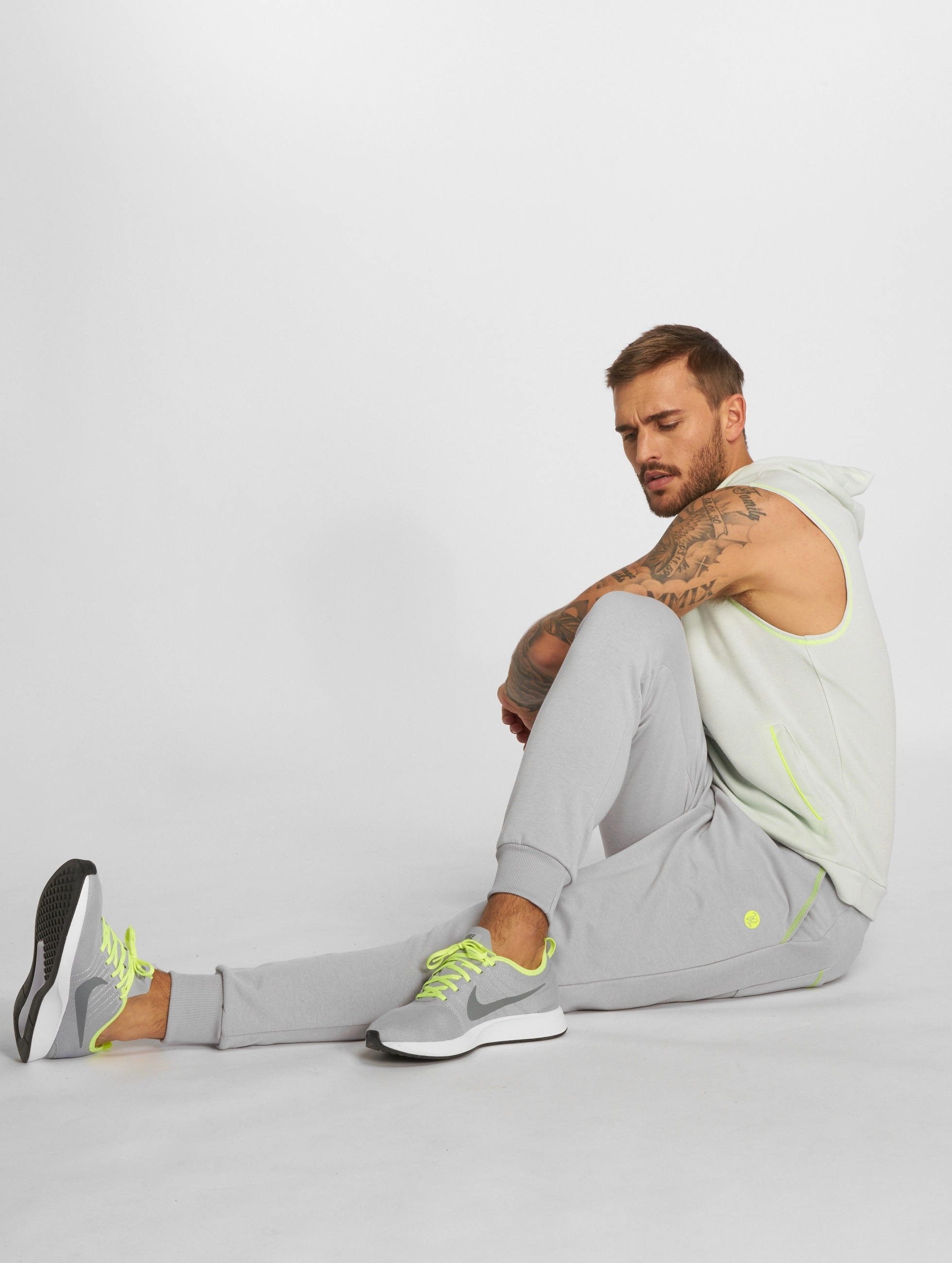 Just Rhyse   Sweat Pant Forster Active in grey L  3400fe7b18e
