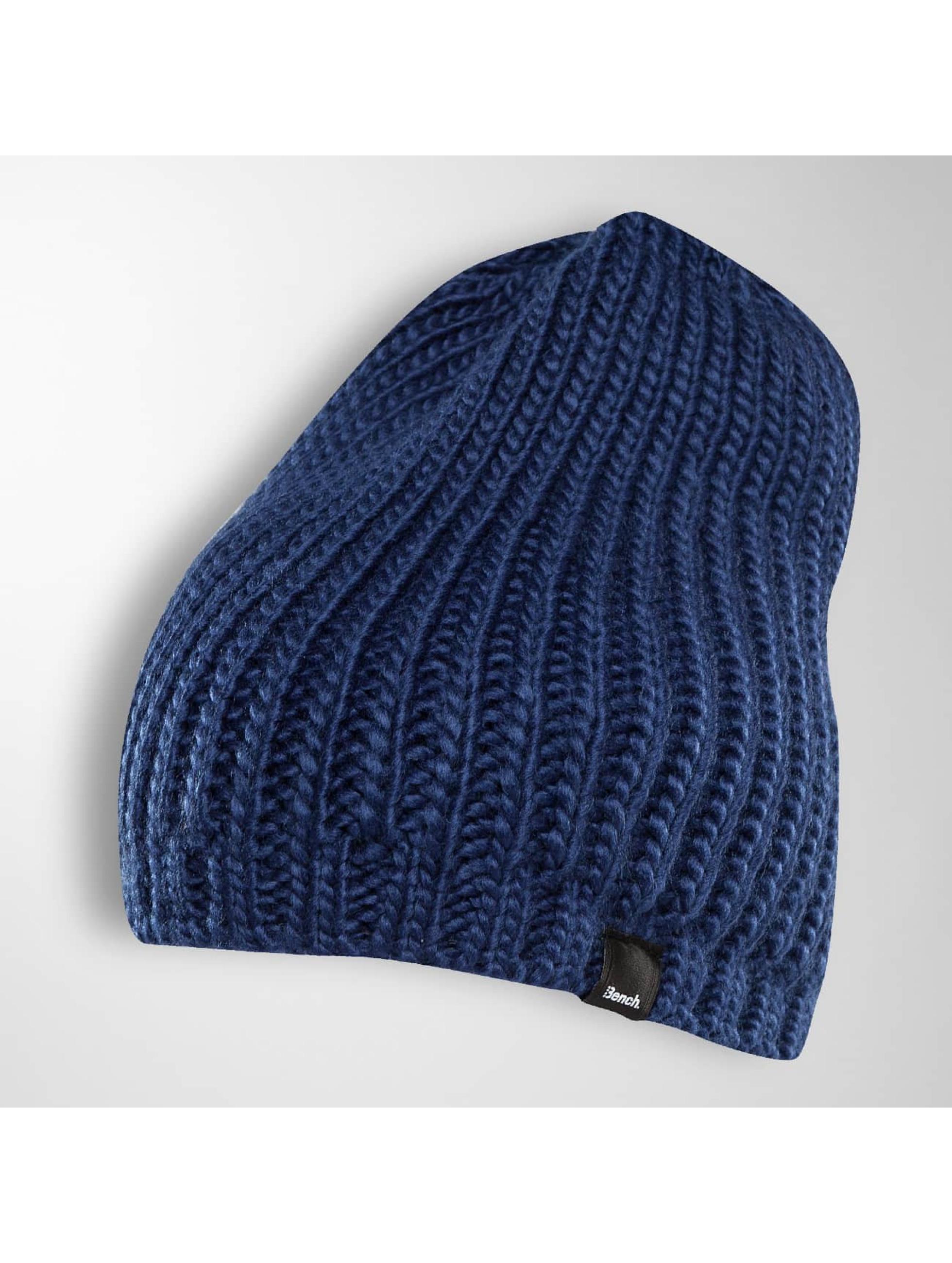 Bench Frauen Beanie Knit in blau