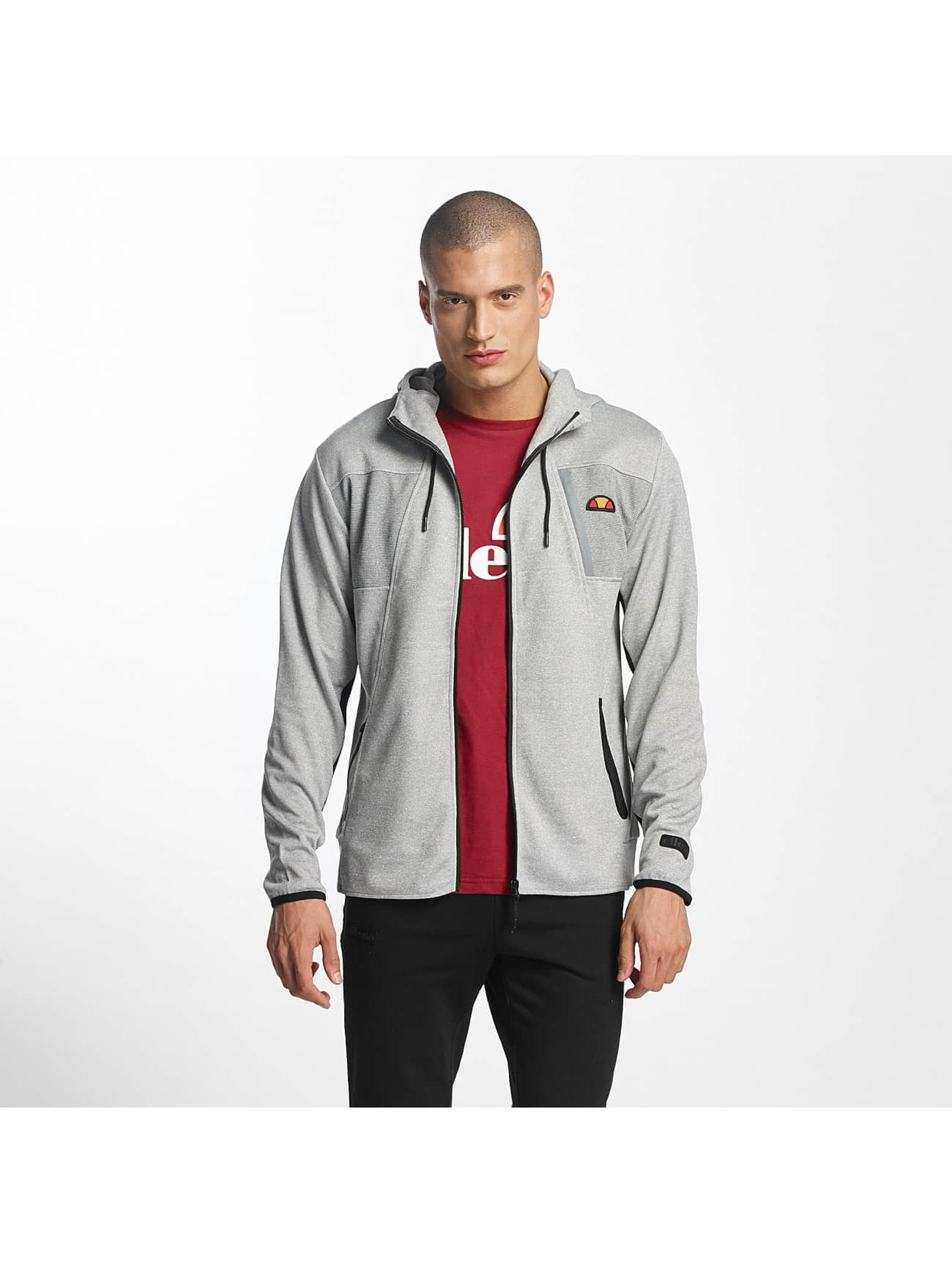 ellesse herren oberteile zip hoodie sport inertia poly. Black Bedroom Furniture Sets. Home Design Ideas