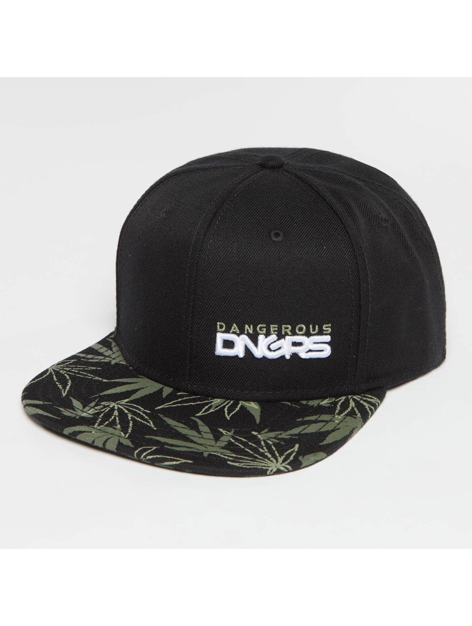 Dangerous DNGRS / Snapback Cap Health in black Adjustable