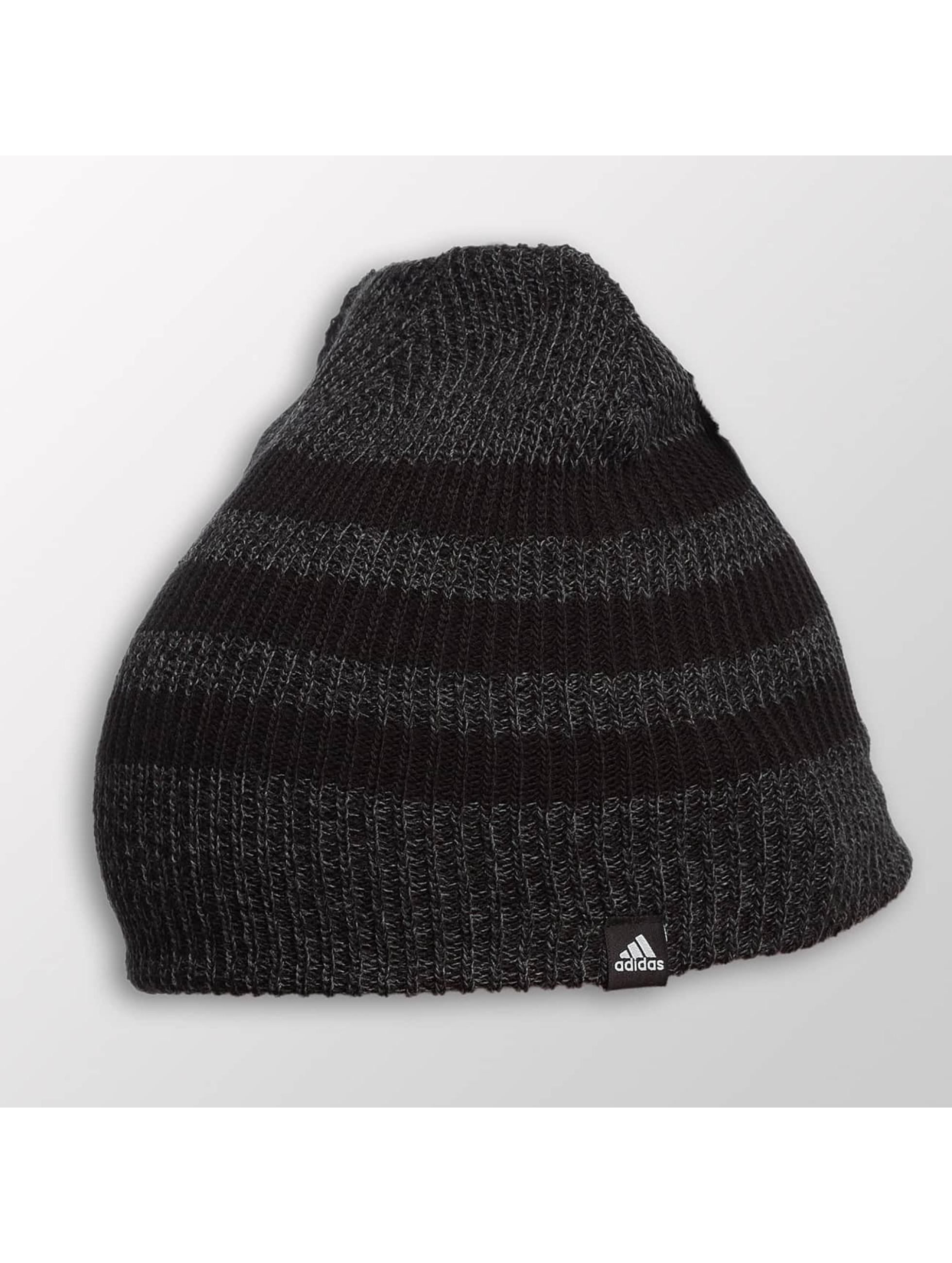adidas Männer,Frauen Beanie Adidas 3S in schwarz