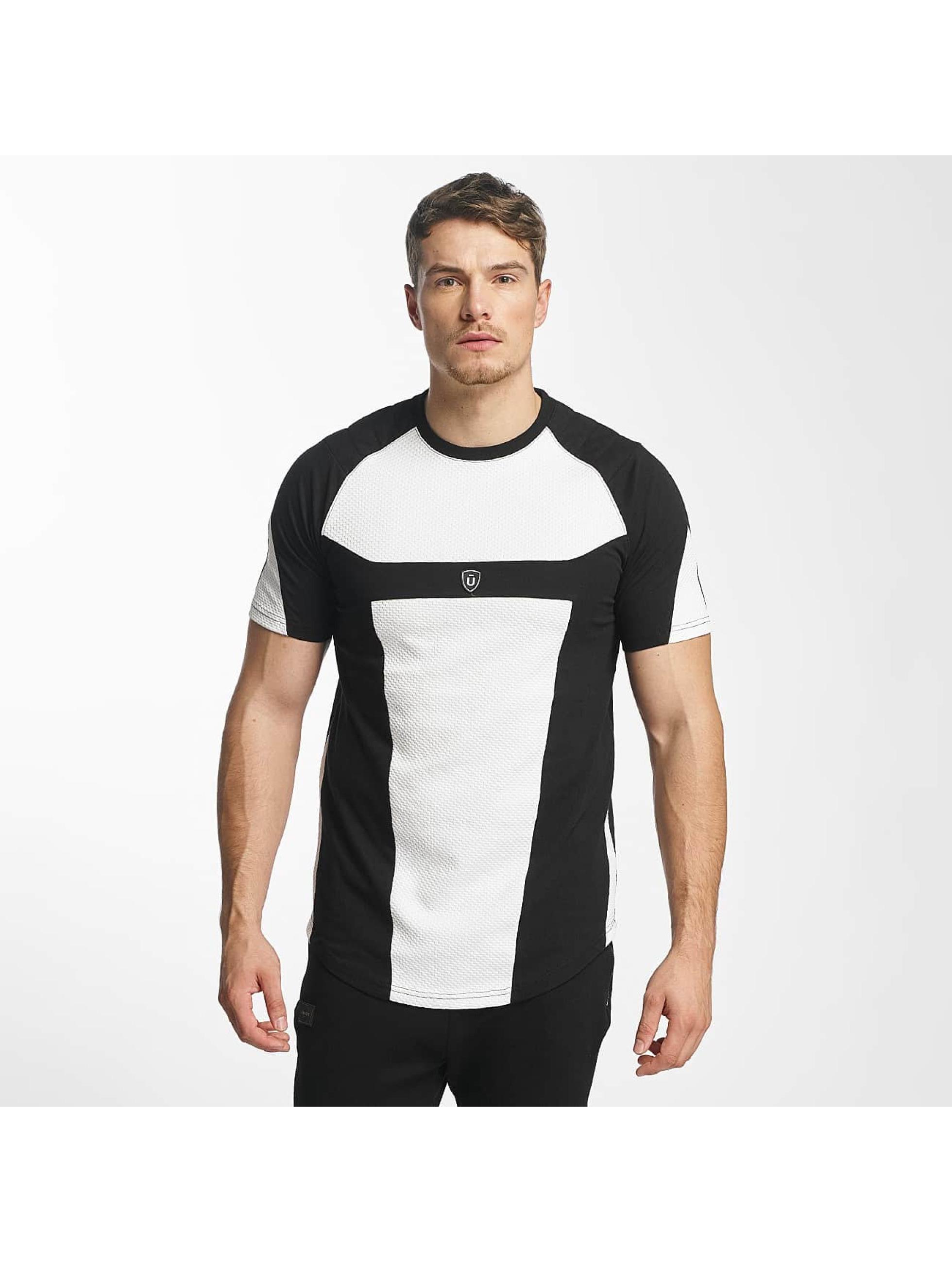 Unkut Männer T-Shirt Break in schwarz