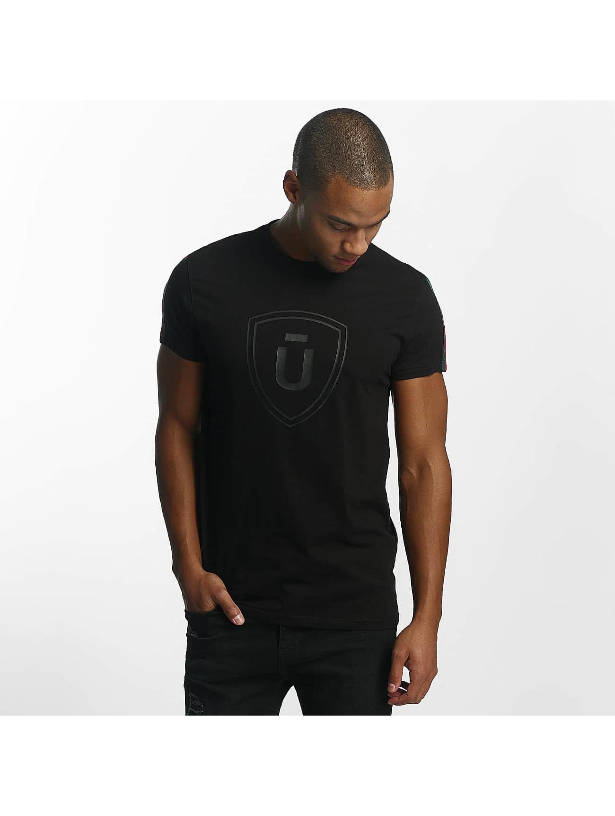 Unkut Männer T-Shirt Roma in schwarz