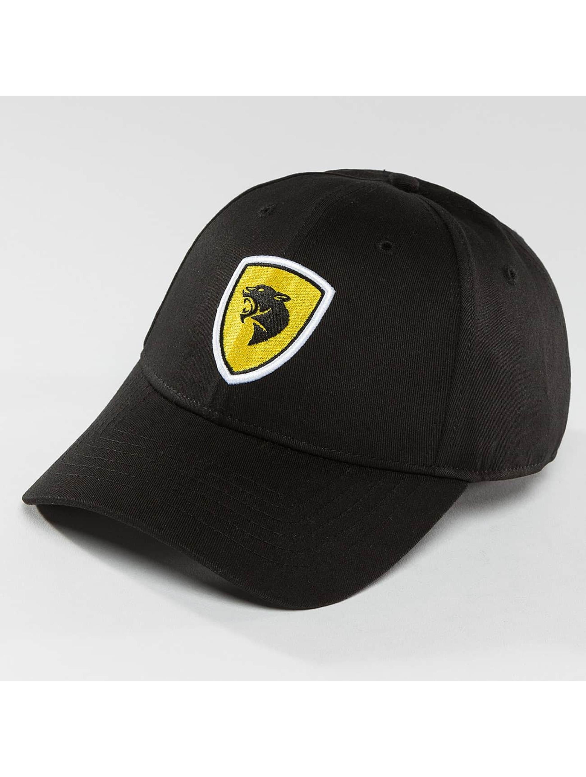 Unkut Männer,Frauen Snapback Cap F1 in schwarz