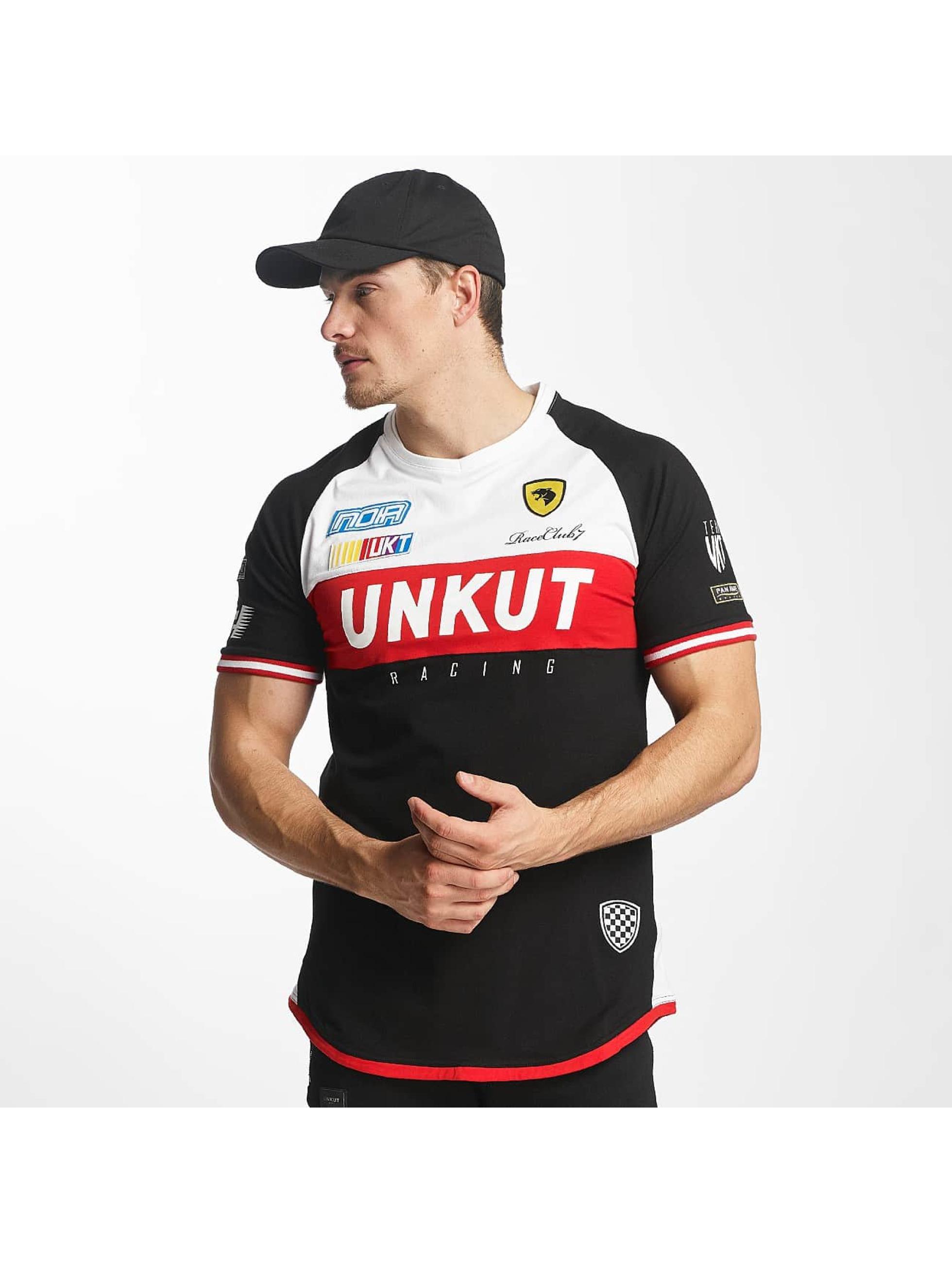 Unkut Männer T-Shirt Sprint in schwarz