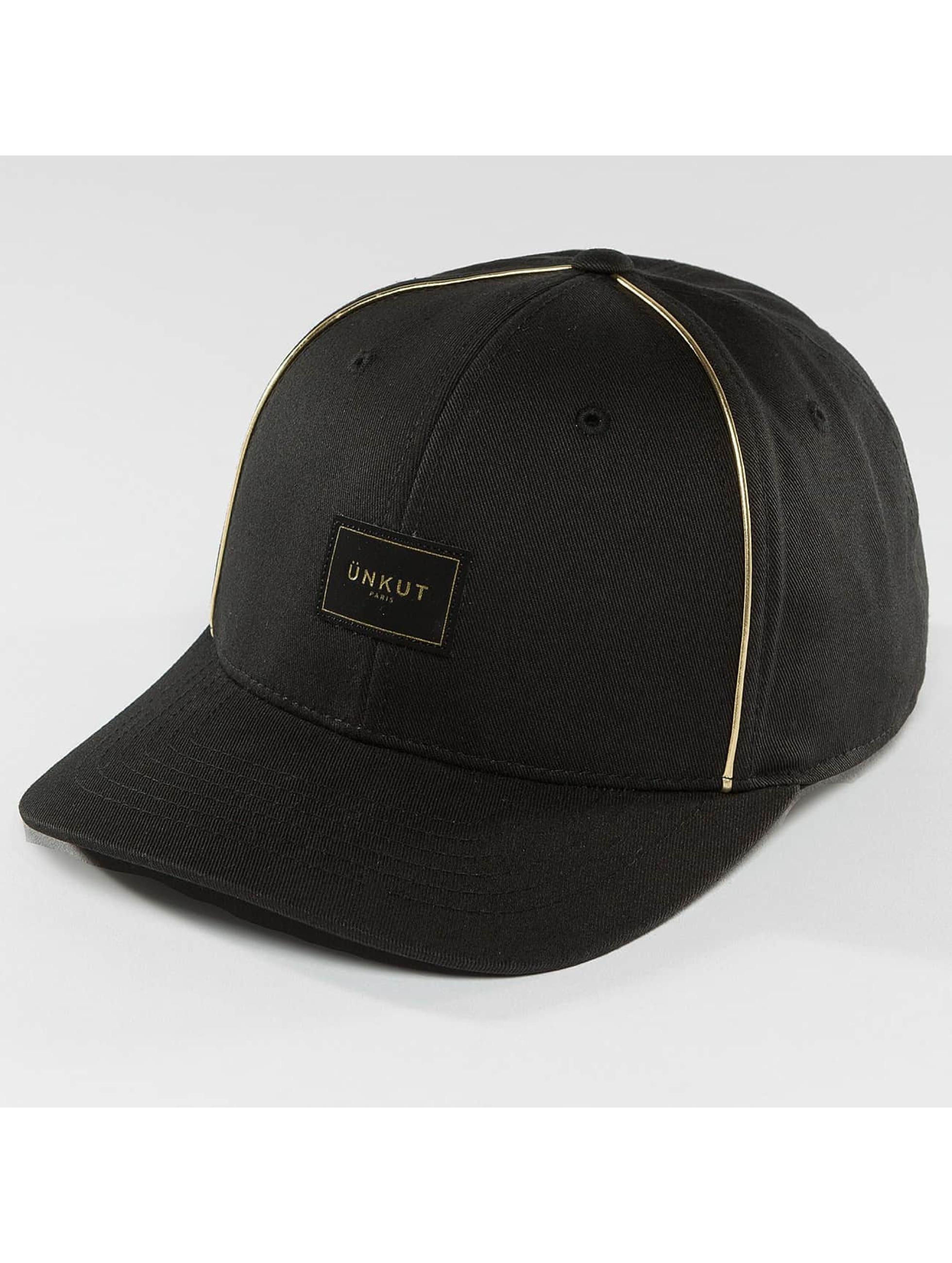 Unkut Männer,Frauen Snapback Cap Dallas in schwarz