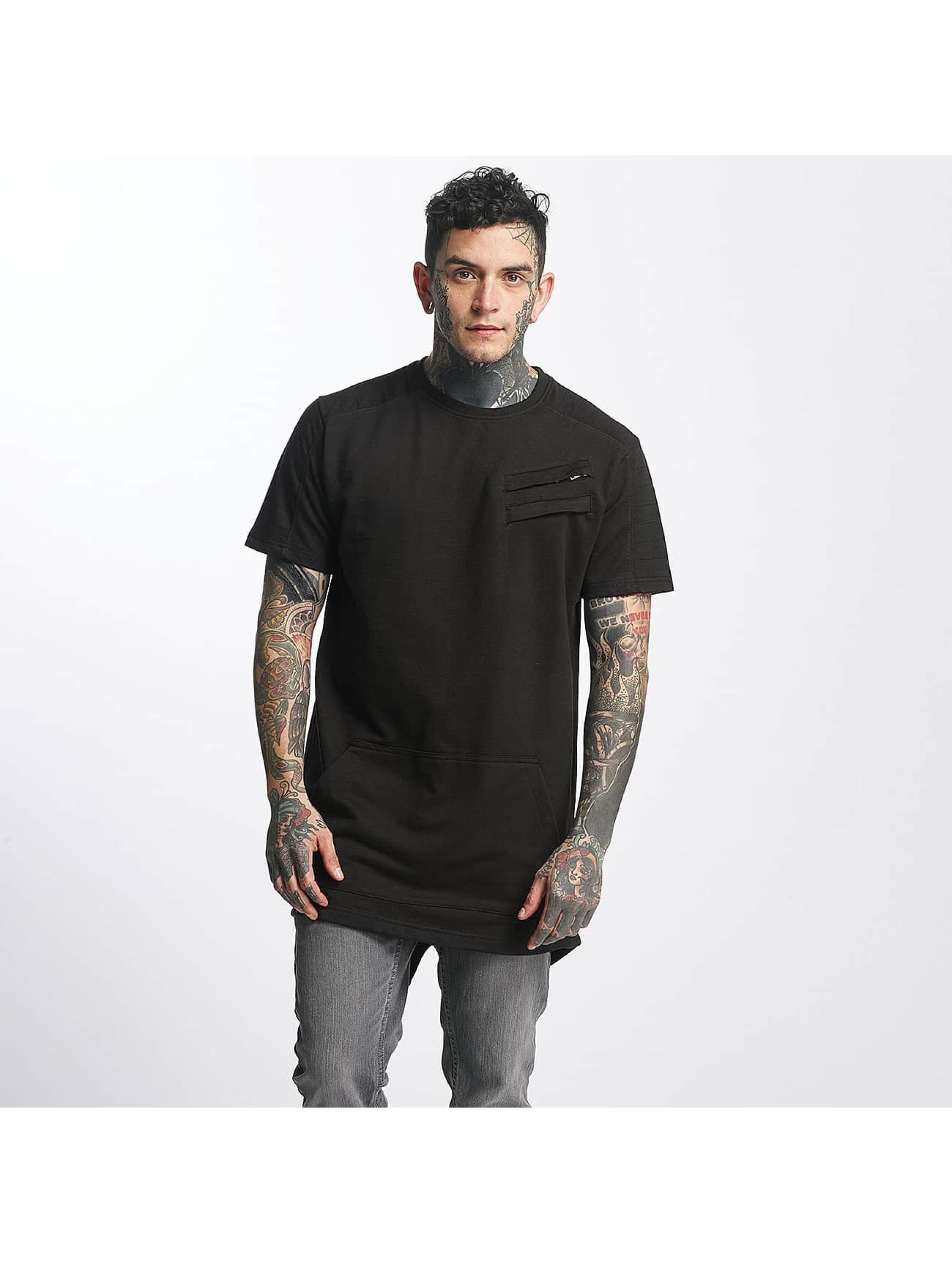 Tuffskull Männer T-Shirt heavy in schwarz