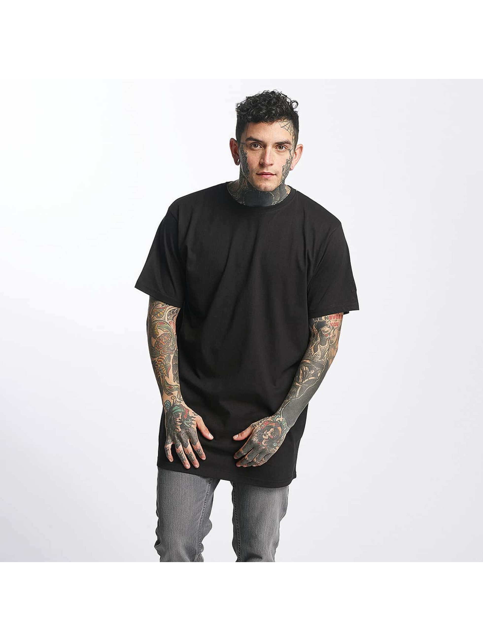 Tuffskull Männer Tall Tees Nothing in schwarz