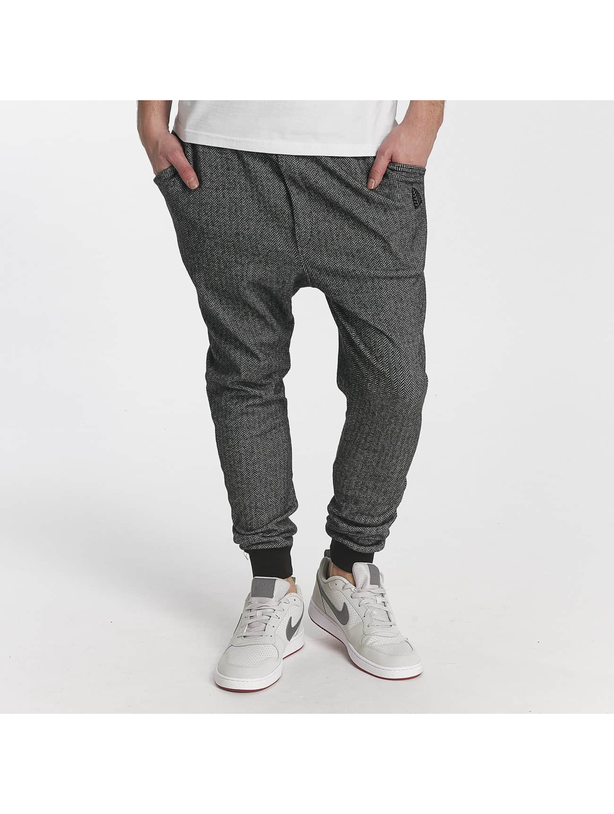 Just Rhyse / Sweat Pant Mountain in grey XL
