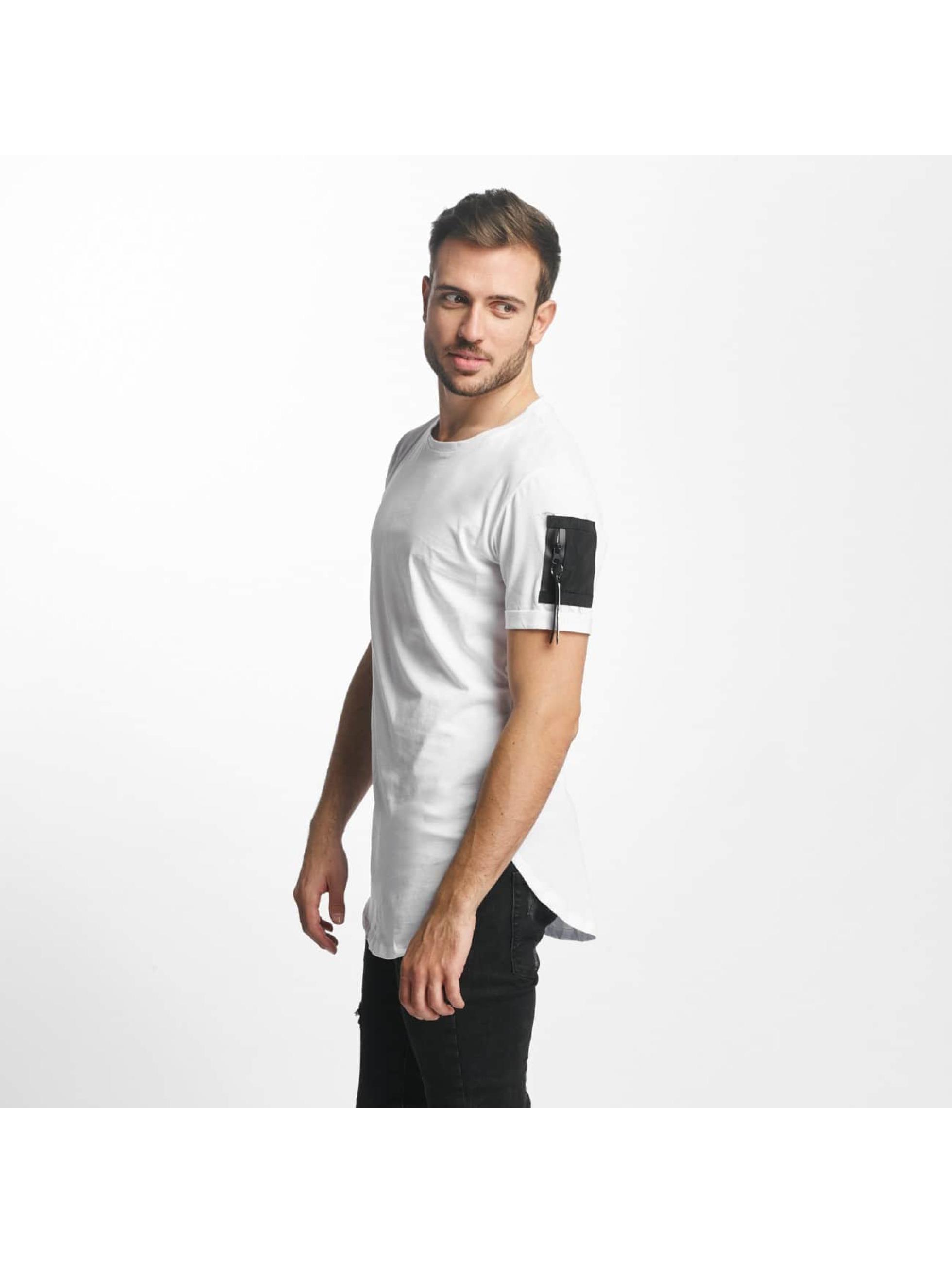 Aarhon Männer T-Shirt Atalanta in weiß
