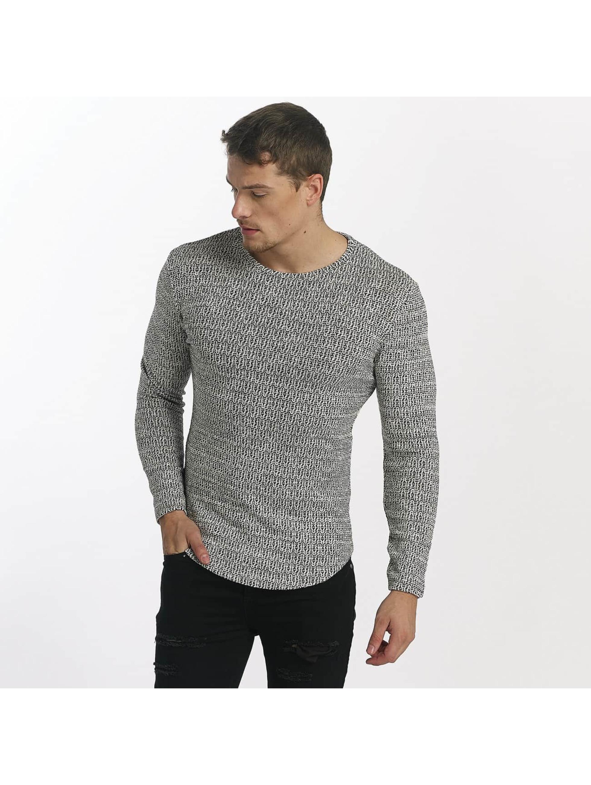 Aarhon Männer Pullover Janko in weiß