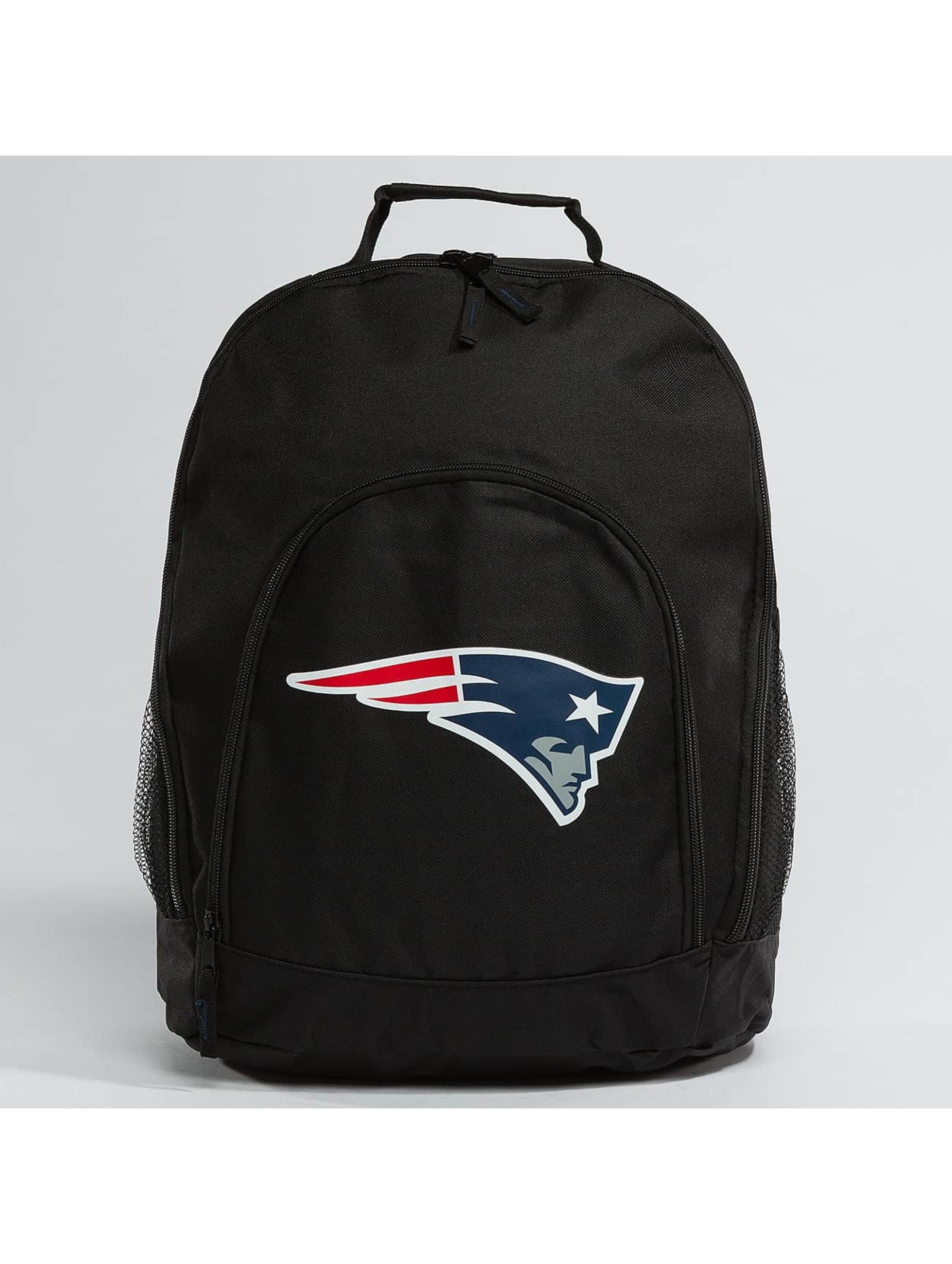 Forever Collectibles Männer,Frauen Rucksack NFL New England Patriots in schwarz