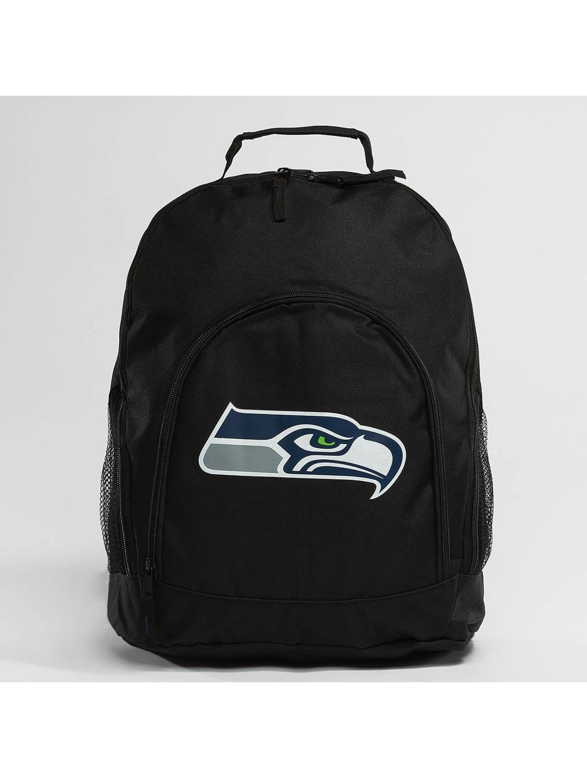 Forever Collectibles Männer,Frauen Rucksack NFL Seattle Seahawks in schwarz