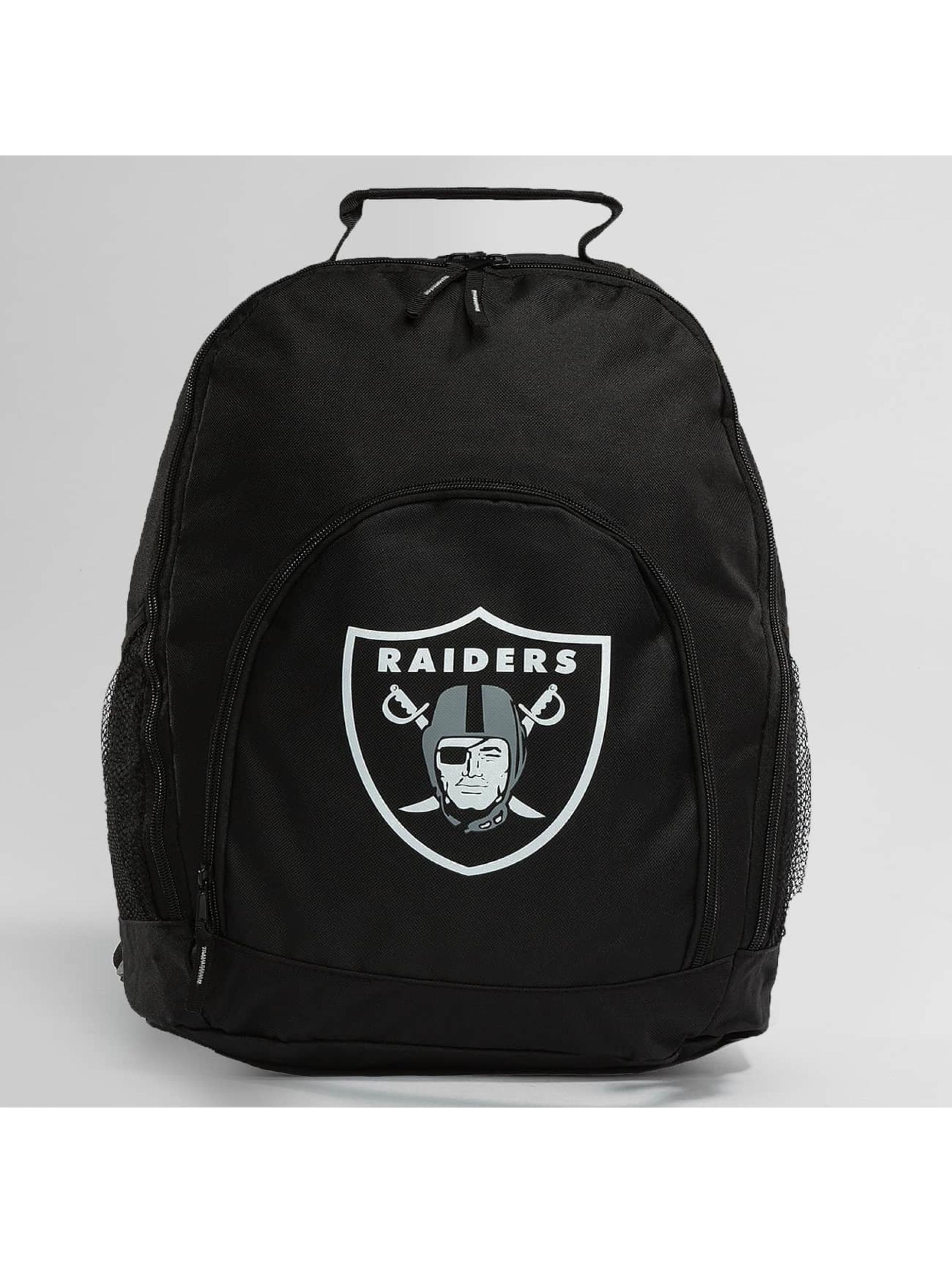 Forever Collectibles Männer,Frauen Rucksack NFL Oakland Raiders in schwarz