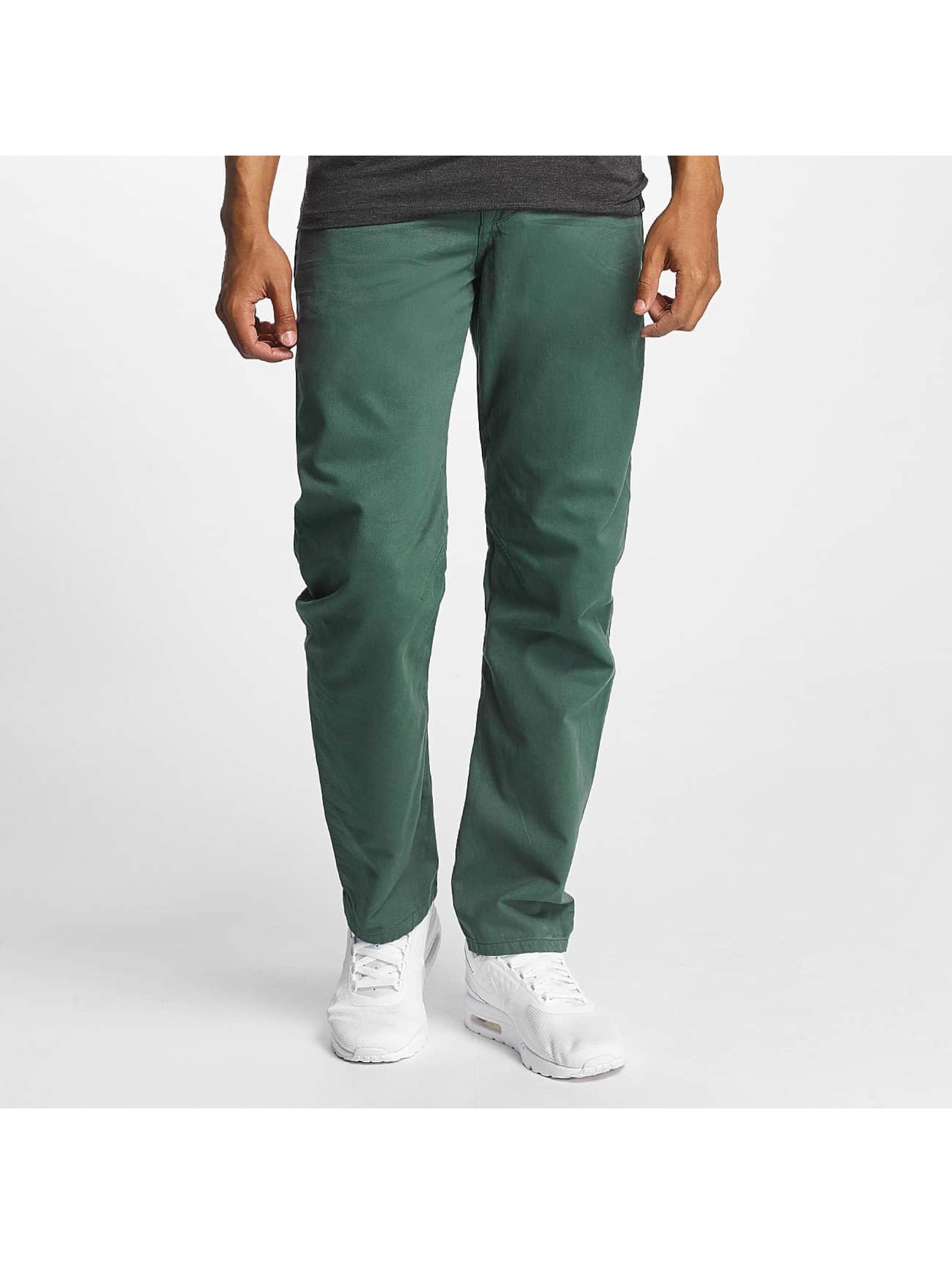 ID Denim Männer Loose Fit Jeans Fargo in grün