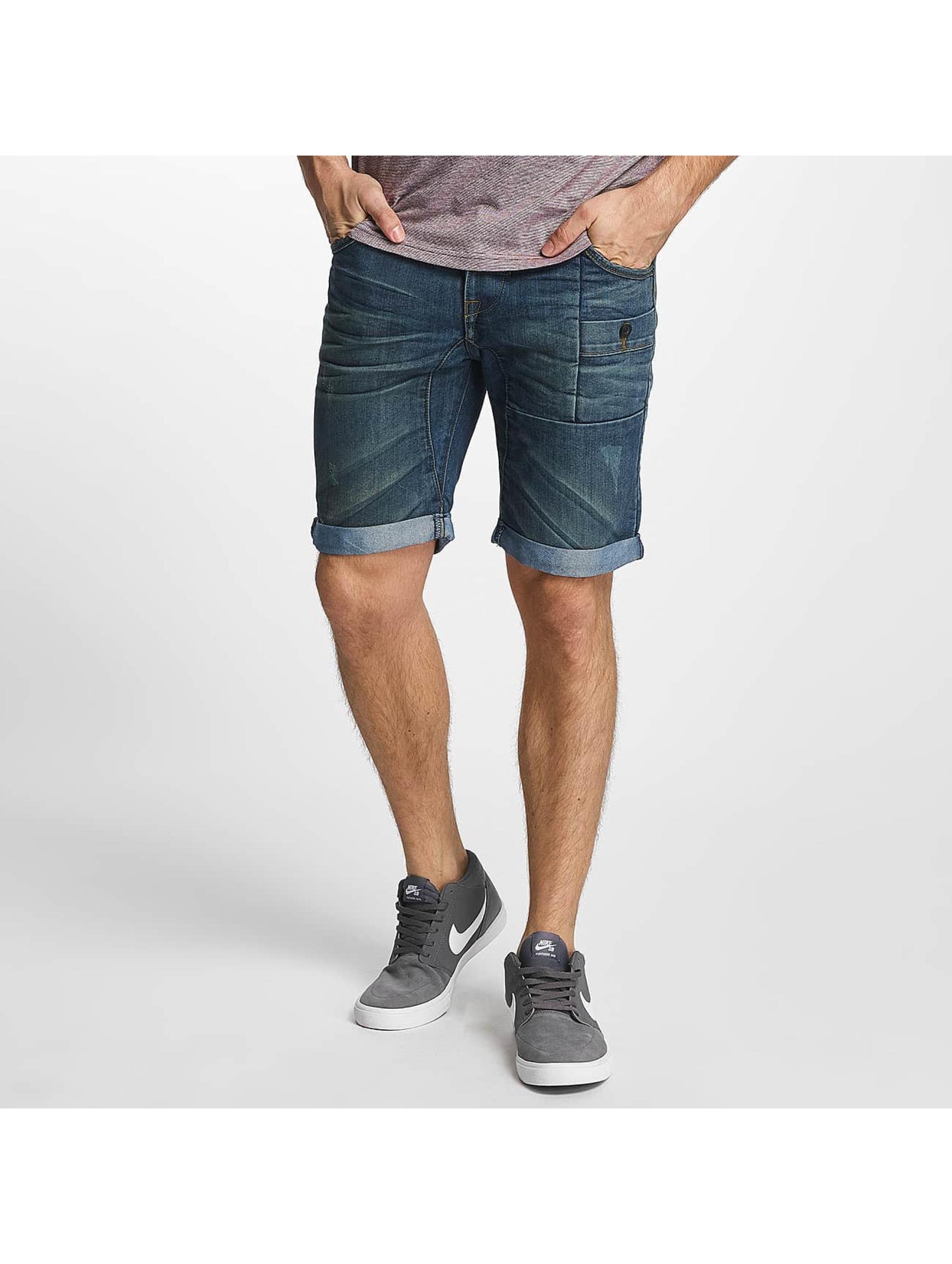 ID Denim Männer Shorts Veli in blau