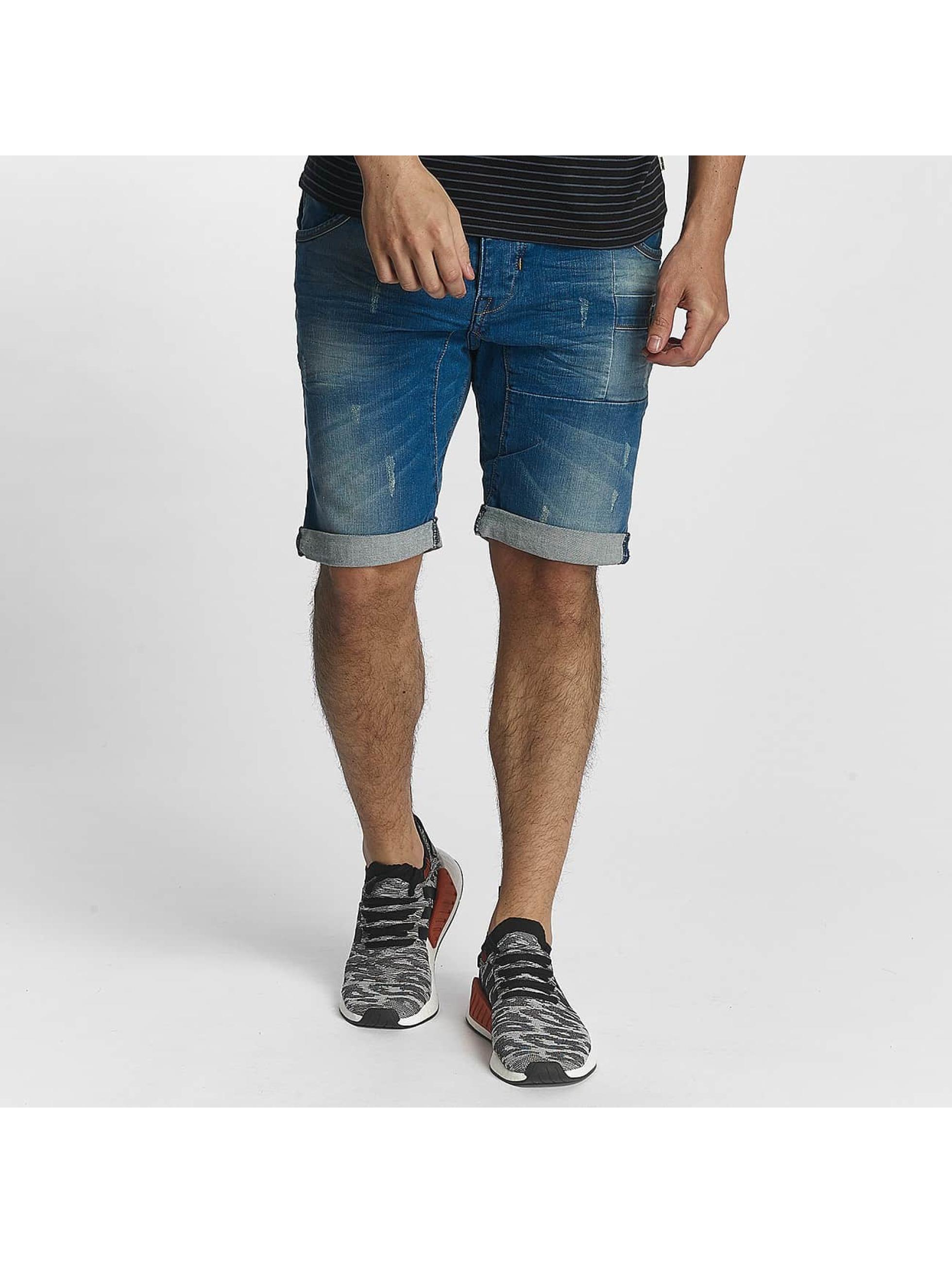 ID Denim Männer Shorts Heat in blau
