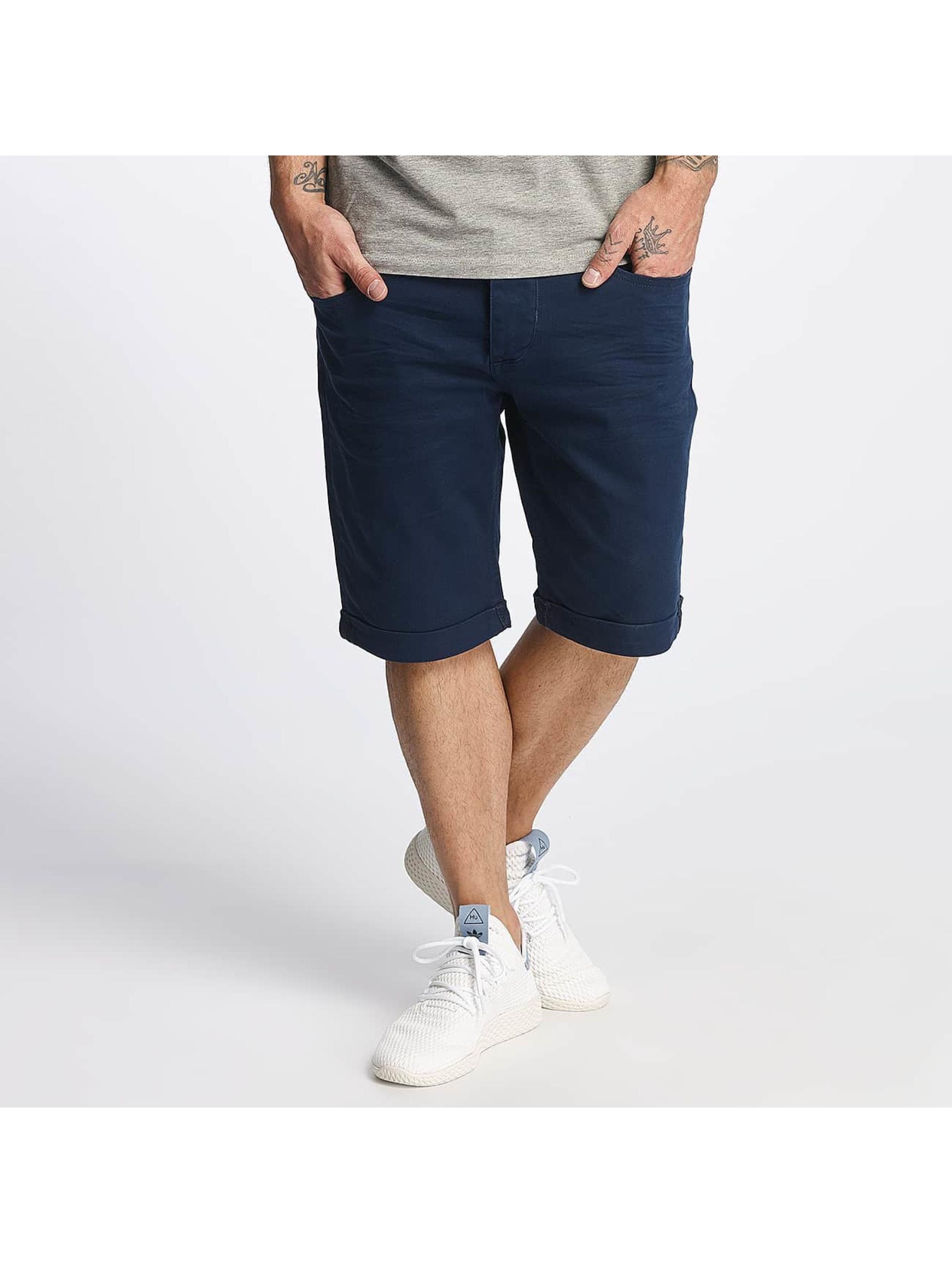 ID Denim Männer Shorts Twill in blau