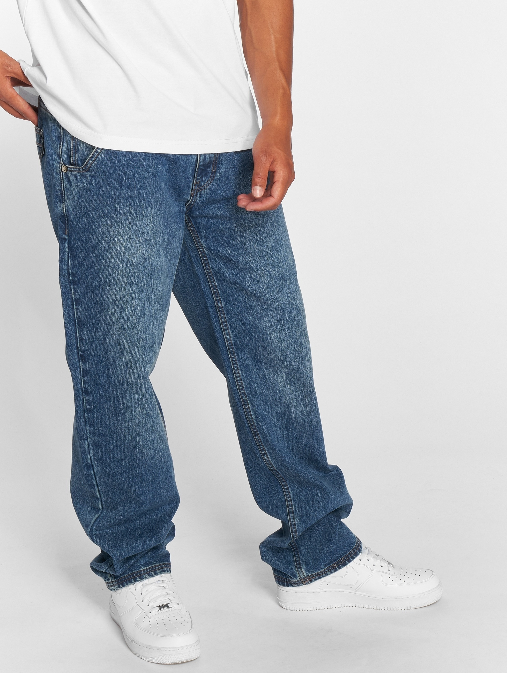 Dangerous DNGRS / Loose Fit Jeans Brother in blue W 50 L 34