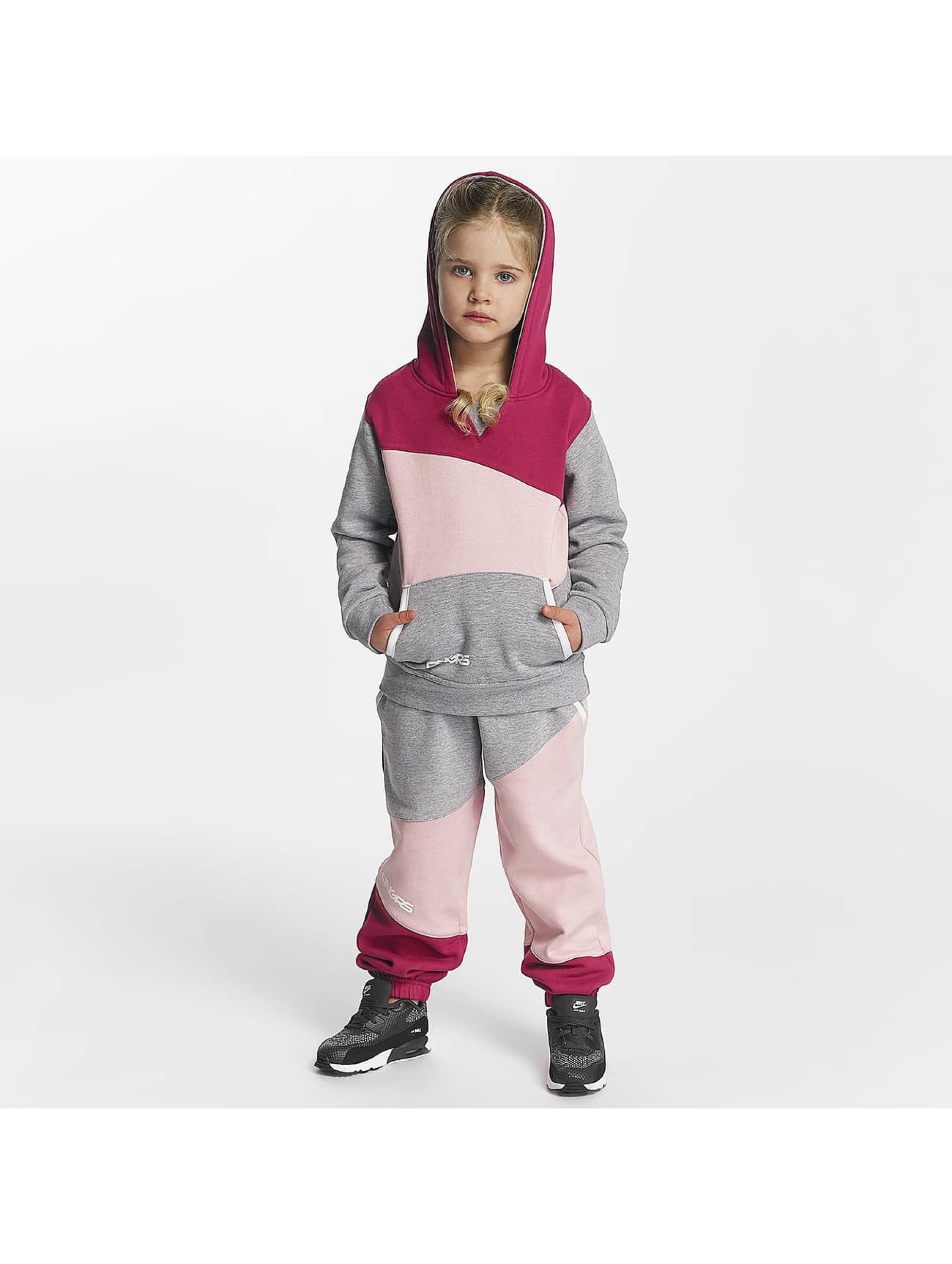 Dangerous DNGRS / Suits Kids Sweat in pink 98