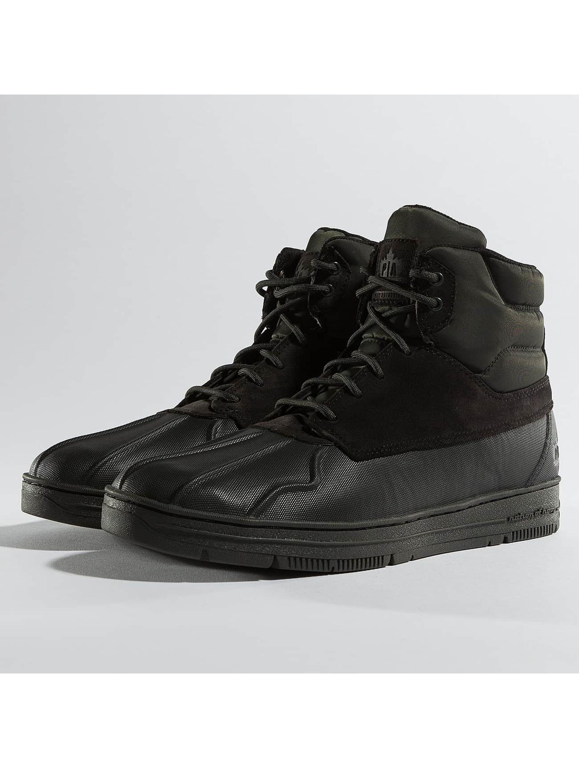 K1X Männer Sneaker Shellduck in schwarz