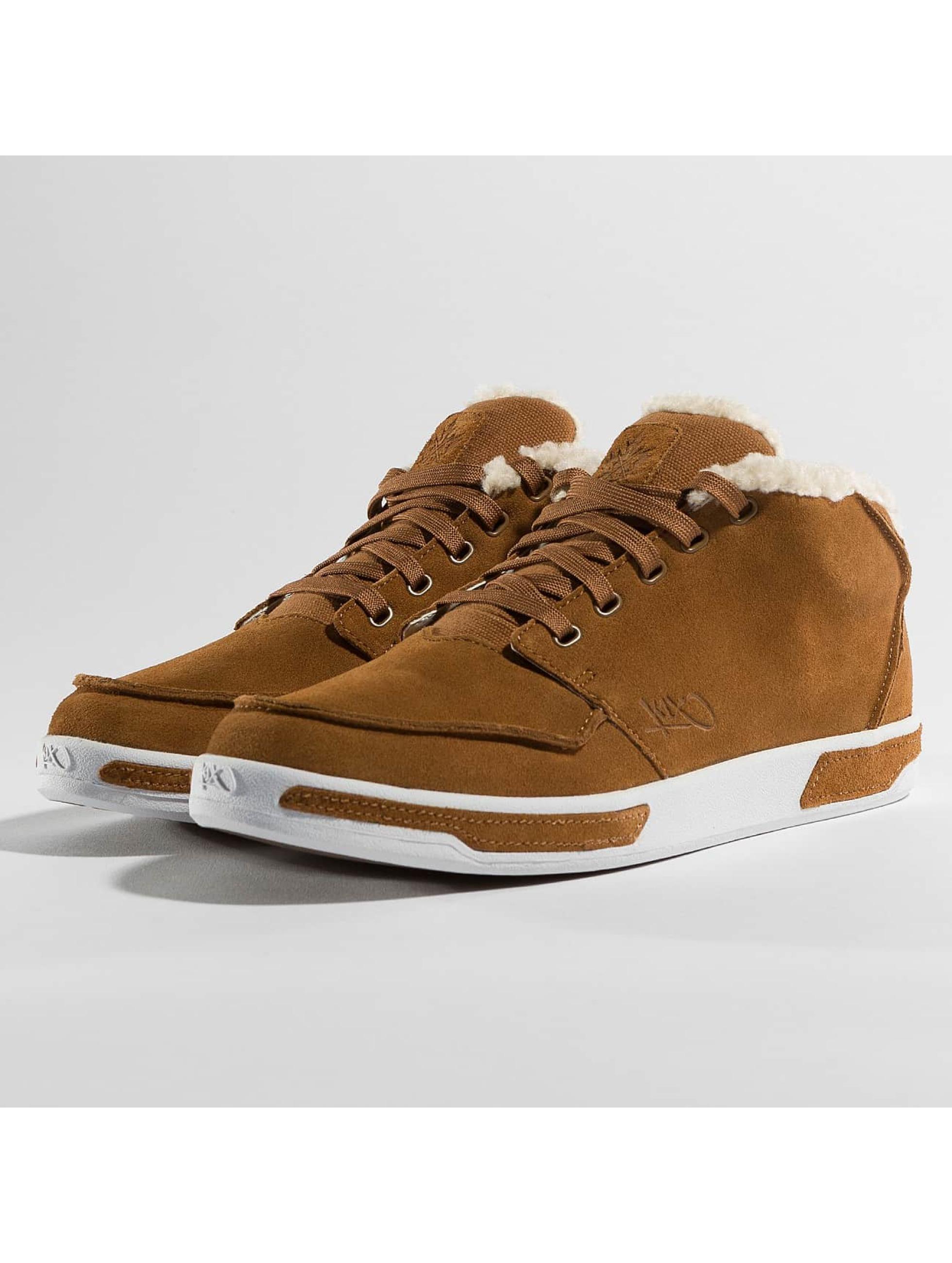 K1X Männer Sneaker Meet The Parents in braun