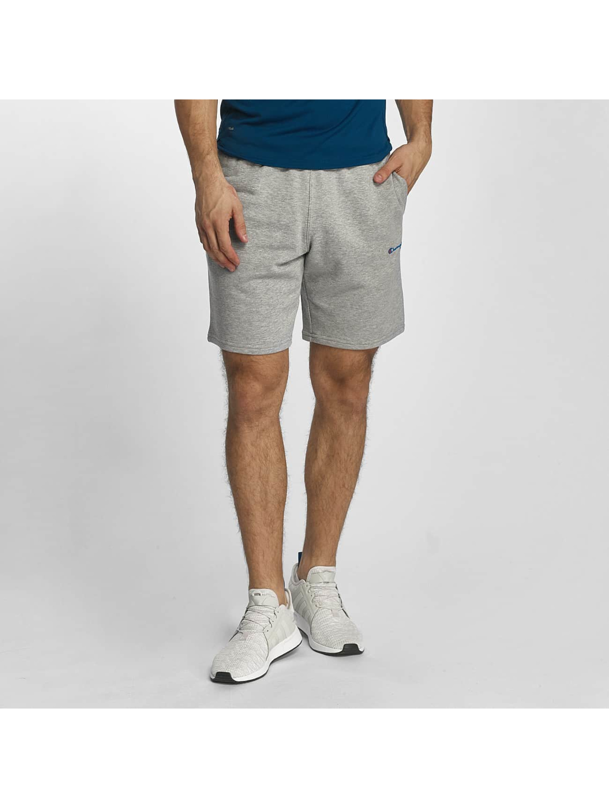 Champion Athletics Männer Shorts Bermuda in grau