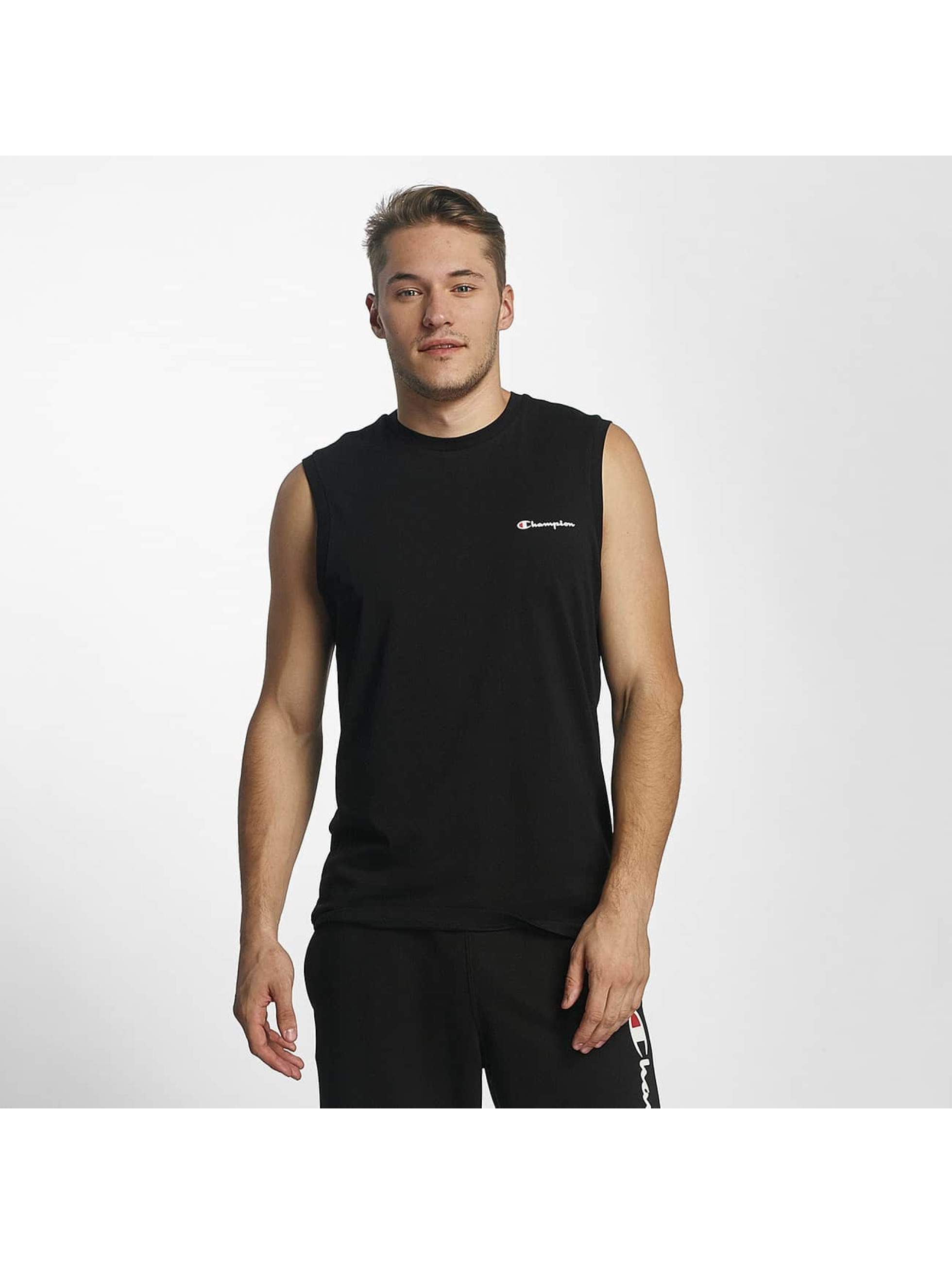 Champion Athletics Männer T-Shirt Sleeveless in schwarz