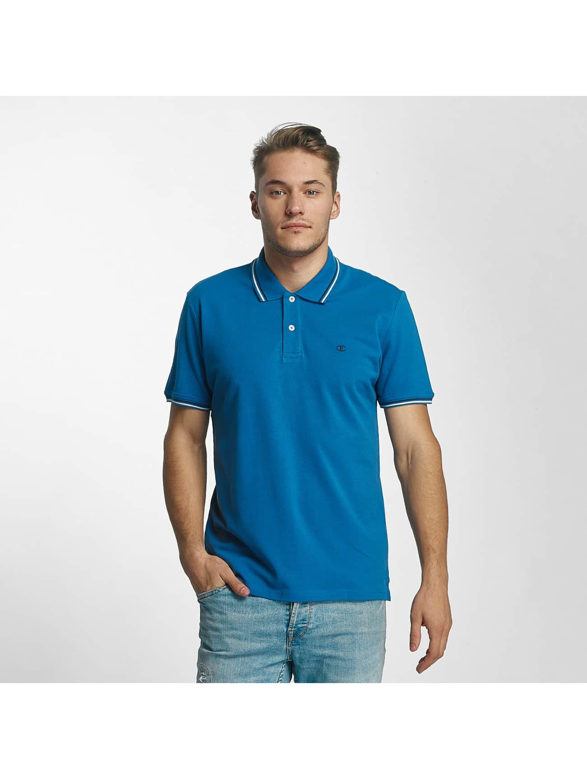 Champion Athletics Männer Poloshirt Metropolitan in blau