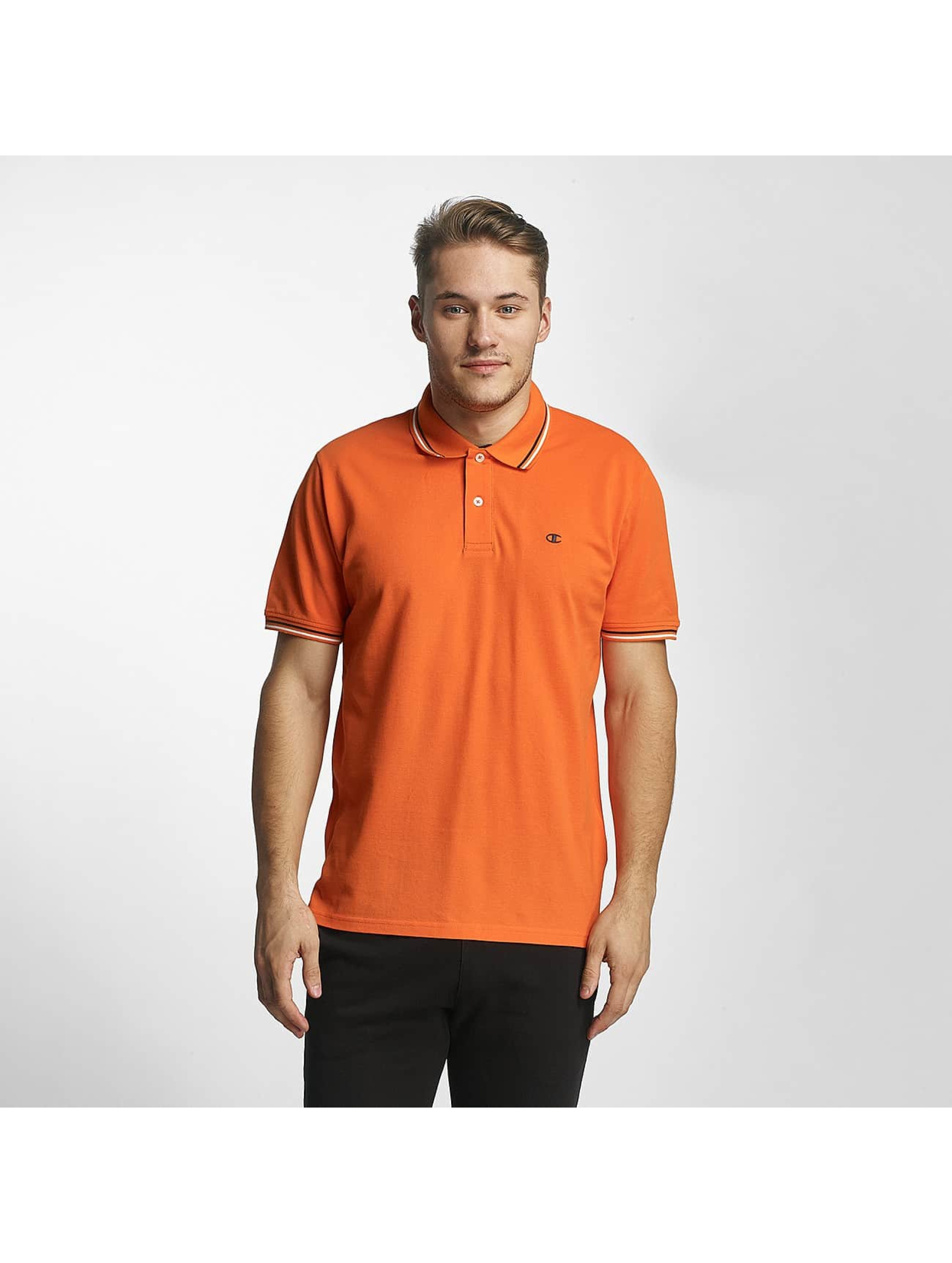 Champion Athletics Männer Poloshirt Metropolitan in orange