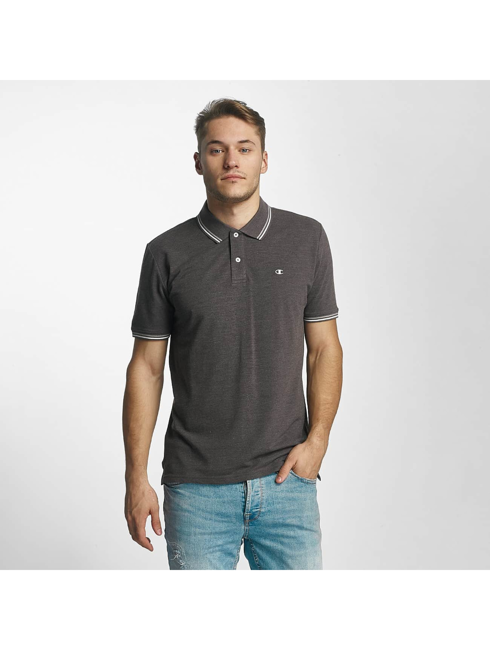 Champion Athletics Männer Poloshirt Metropolitan in grau