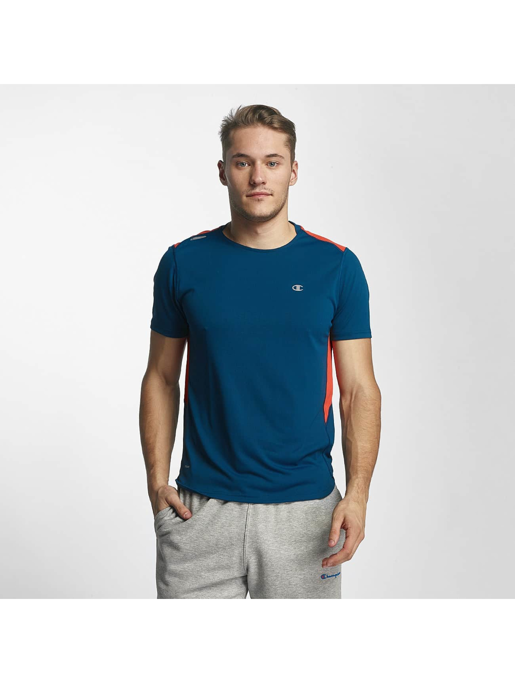 Champion Athletics Männer T-Shirt Freedom in blau