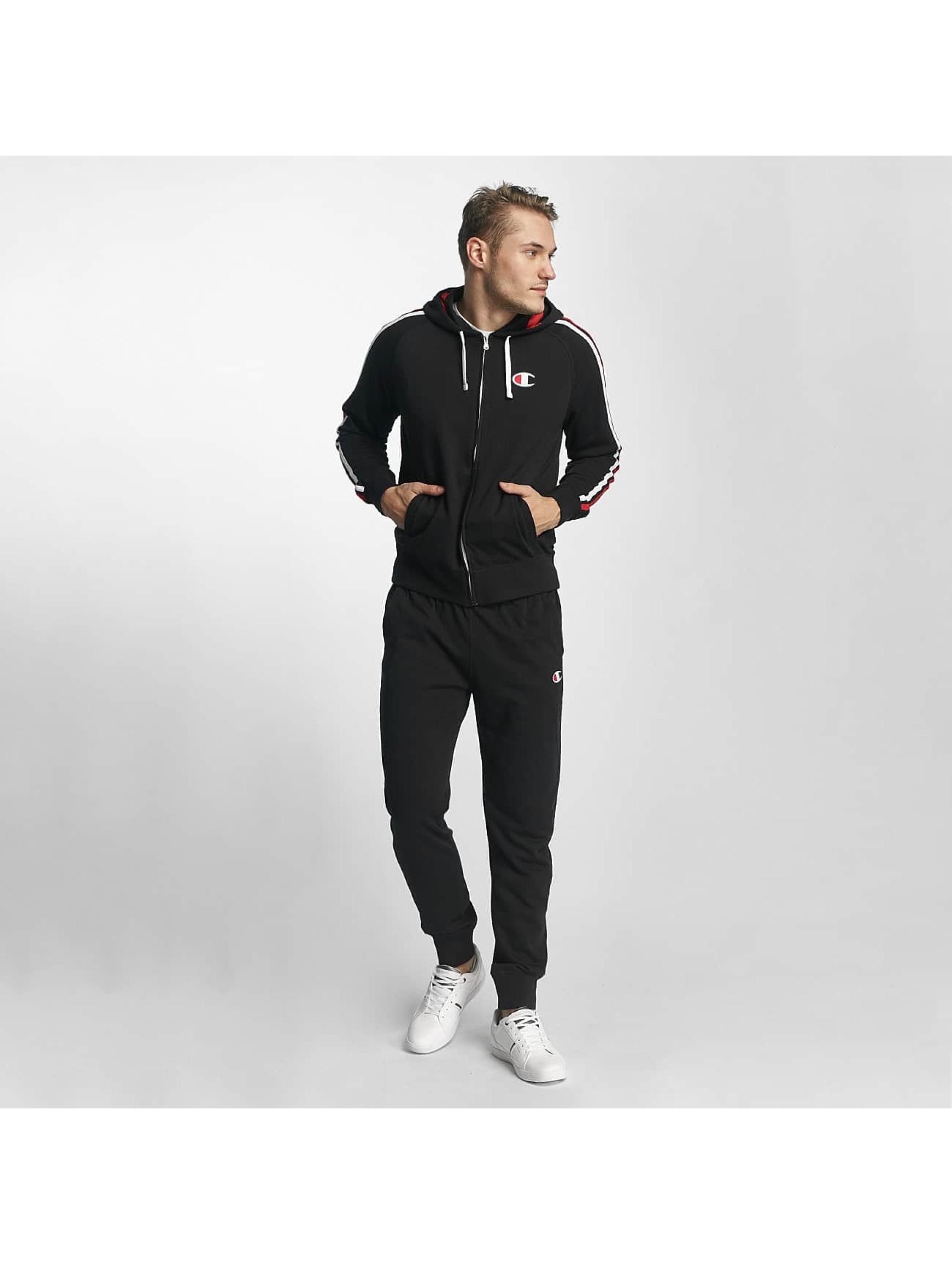 Champion Athletics Männer Anzug Apparel in schwarz