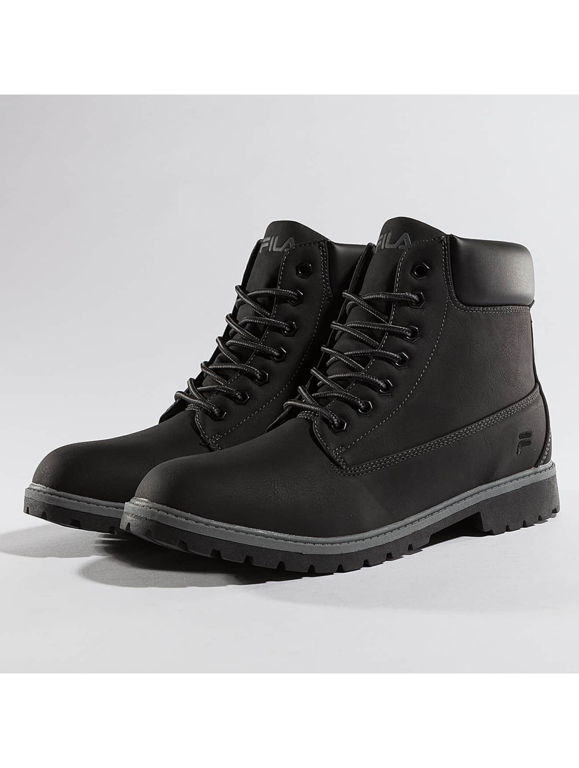 FILA Frauen Boots Base Maverick Mid in schwarz