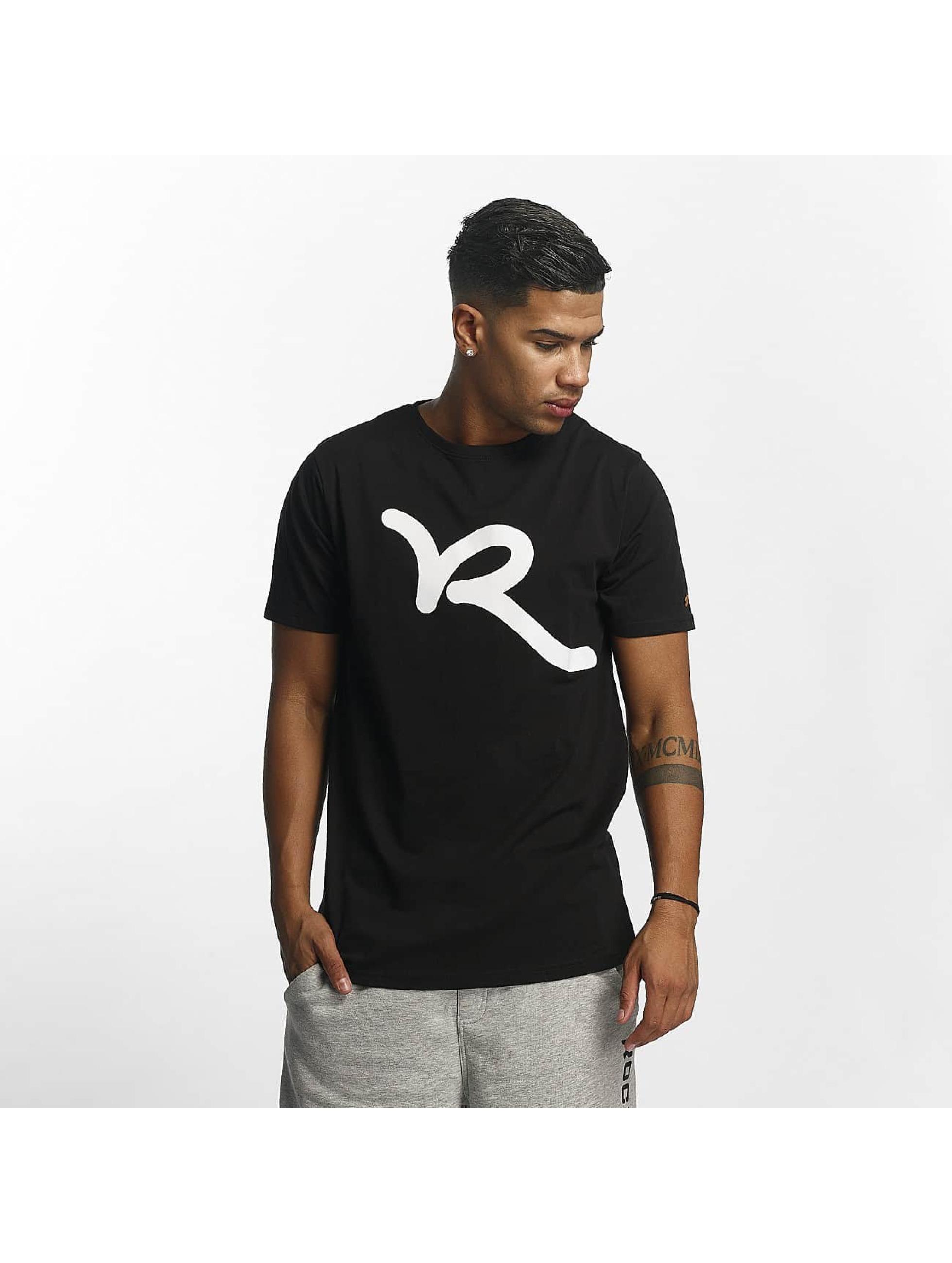 Rocawear / T-Shirt Logo in black 2XL