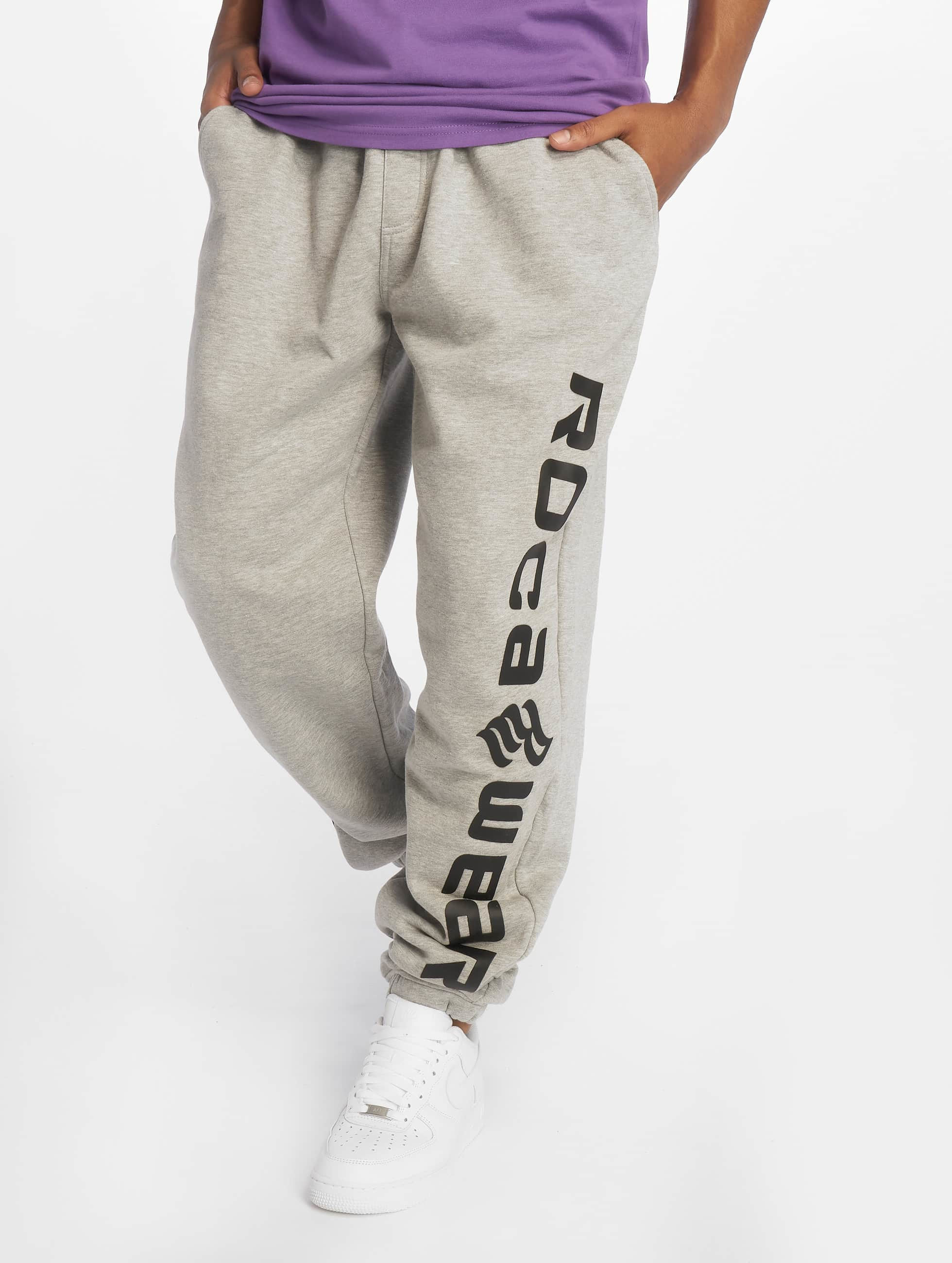 Rocawear / Sweat Pant Basic in grey S
