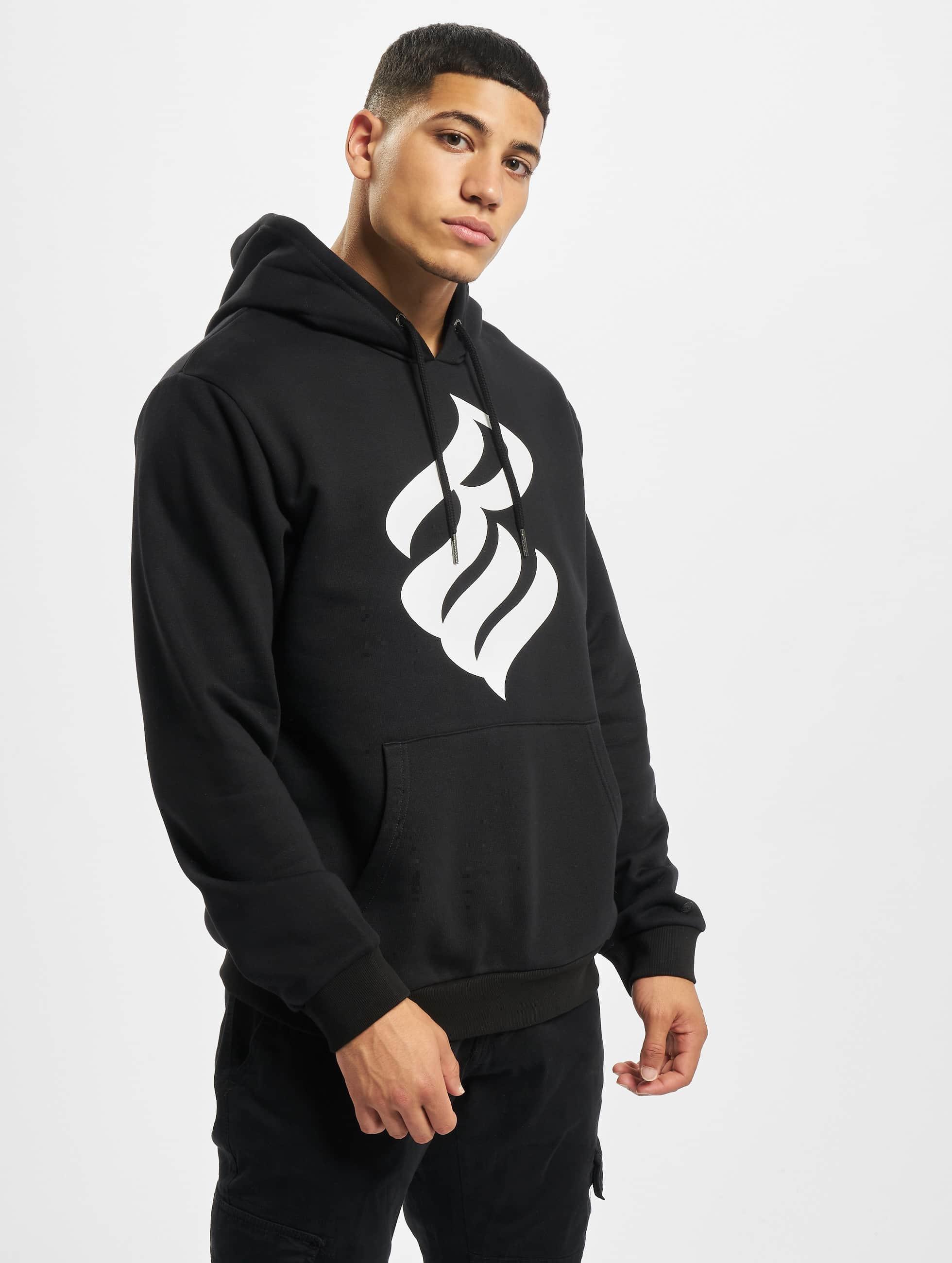 Rocawear / Hoodie Basic in black M