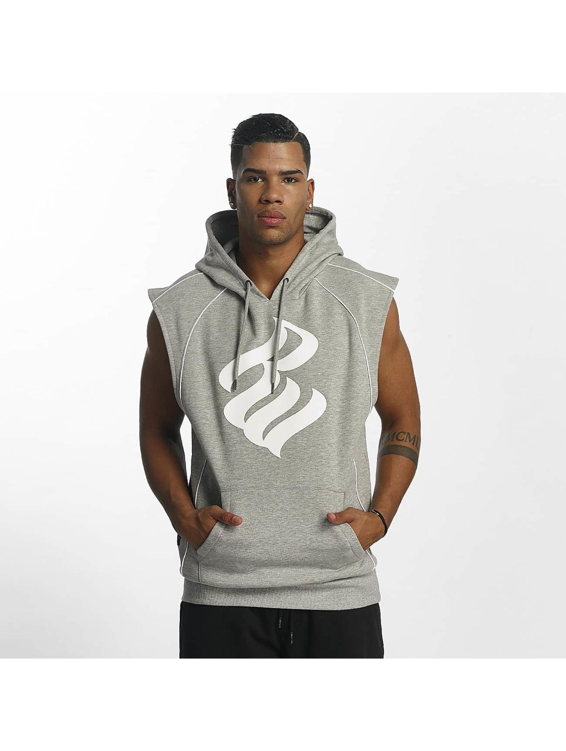 Rocawear / Hoodie Basic in grey XL
