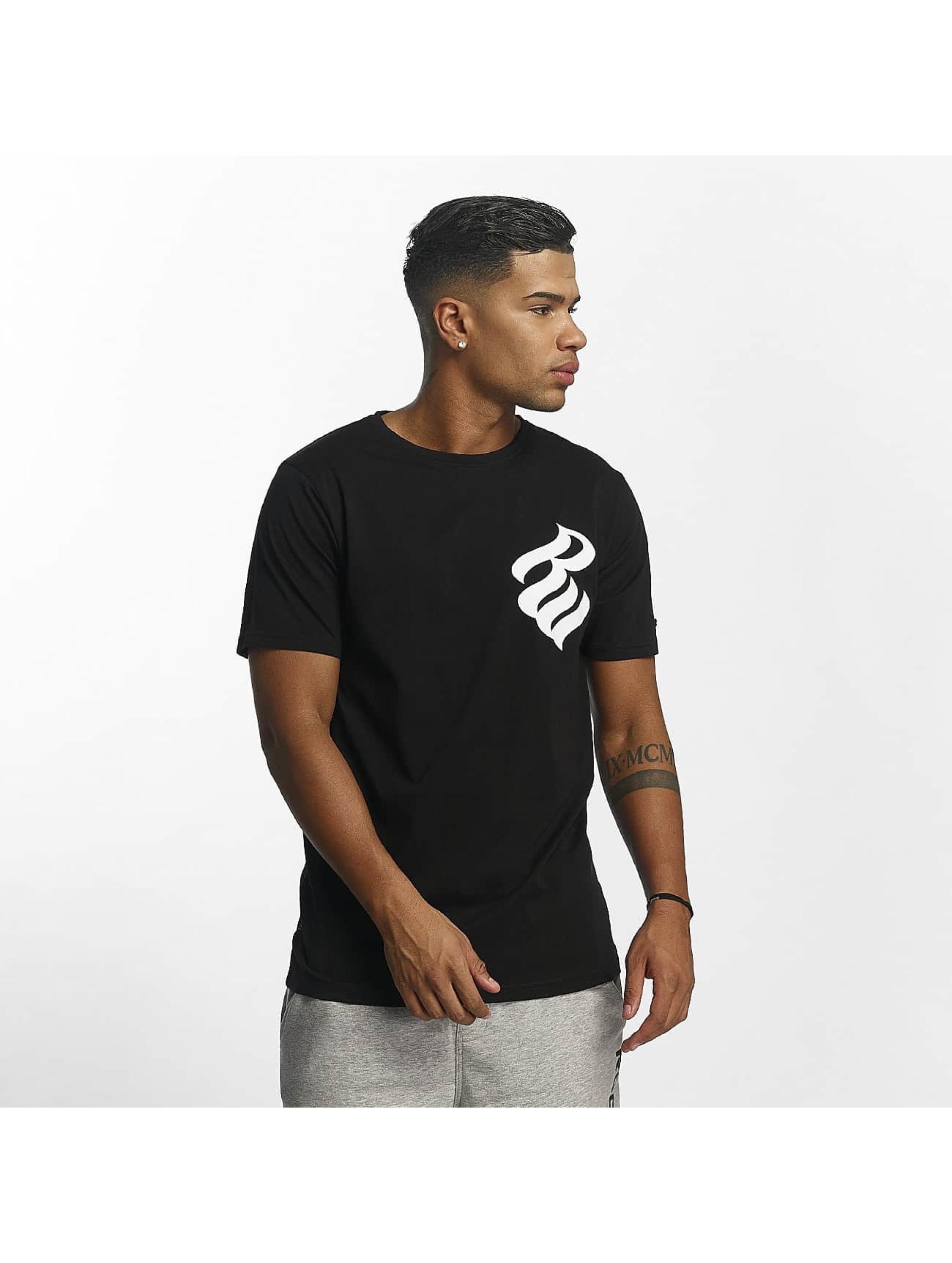 Rocawear / T-Shirt 90th in black 2XL