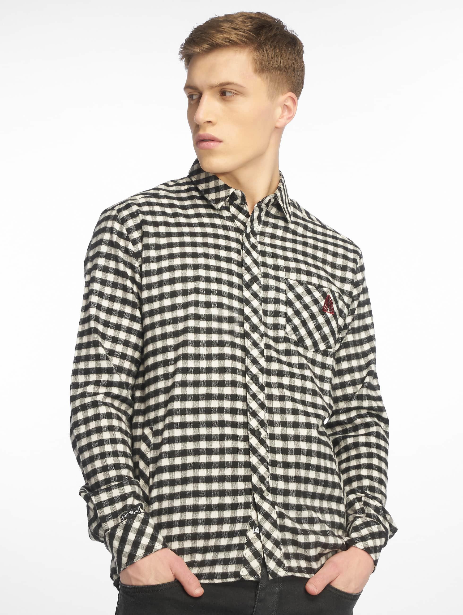 Just Rhyse / Shirt Tatiklek in black XL