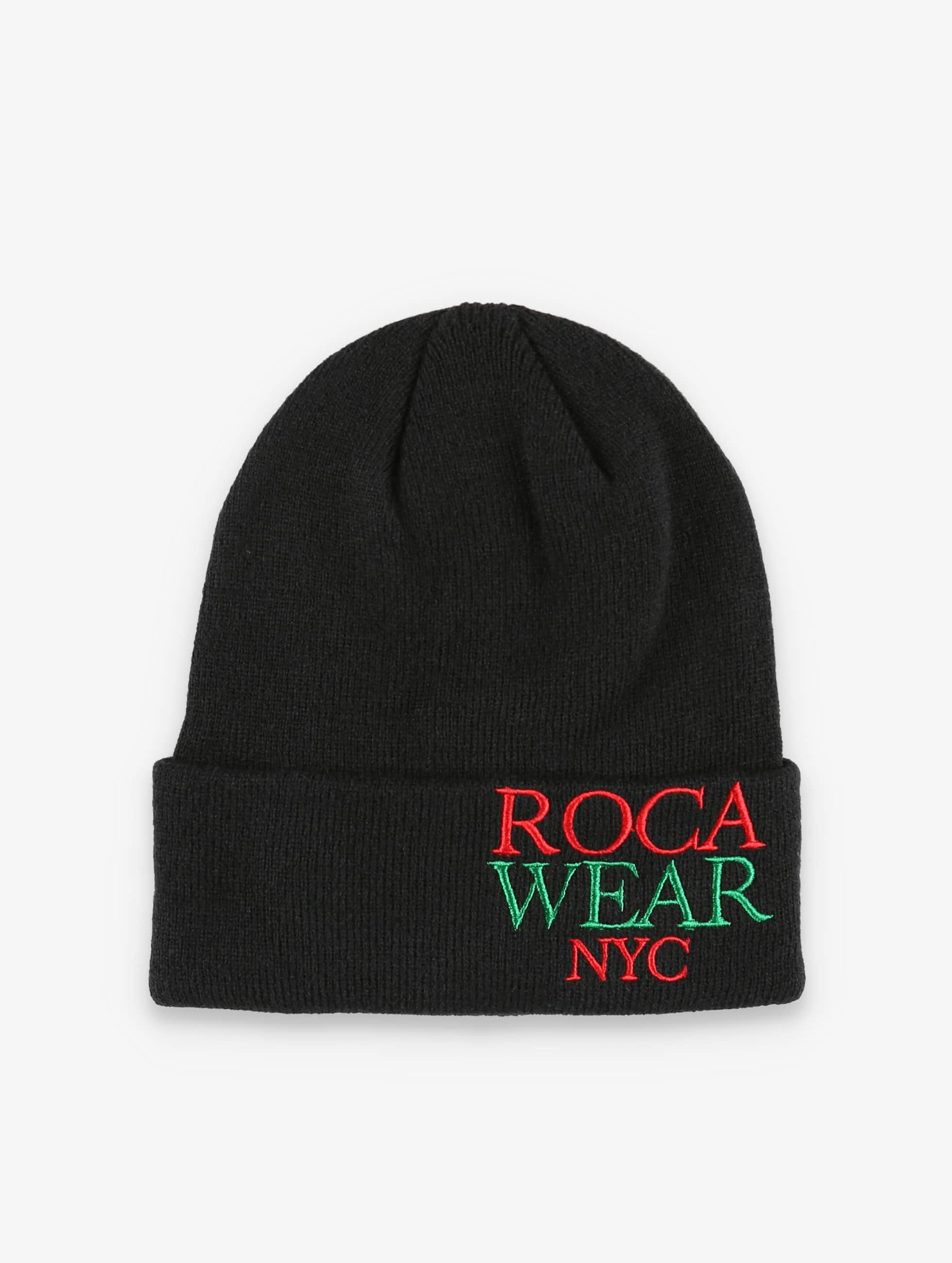 Rocawear / Beanie NYC in black One Size