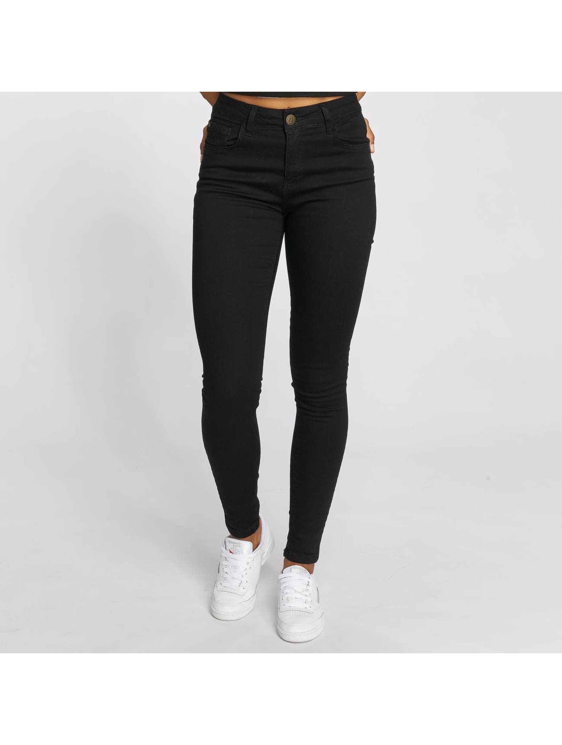 Just Rhyse / Skinny Jeans Buttercup in black W 30
