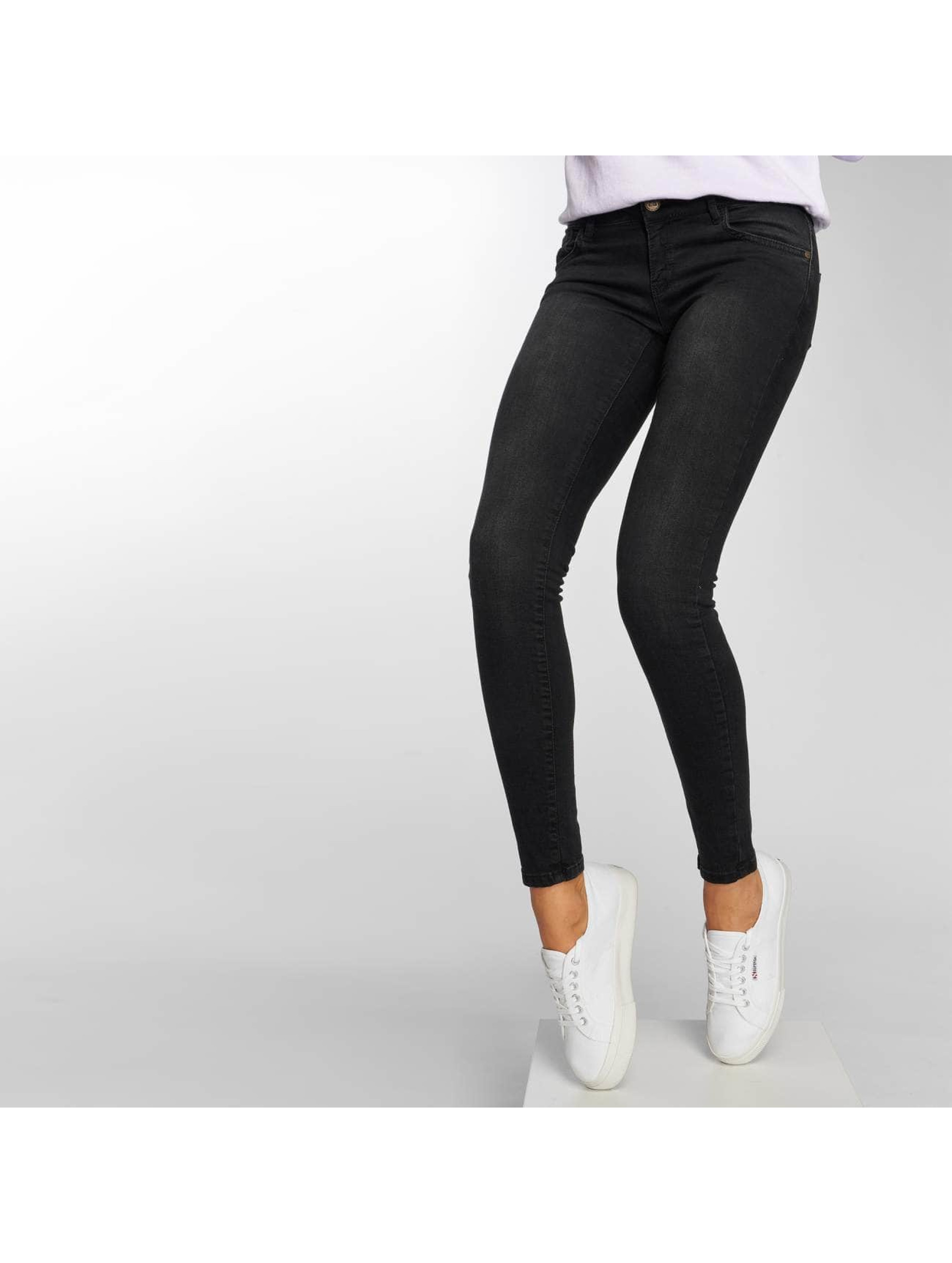 Just Rhyse / Skinny Jeans Buttercup in black W 26