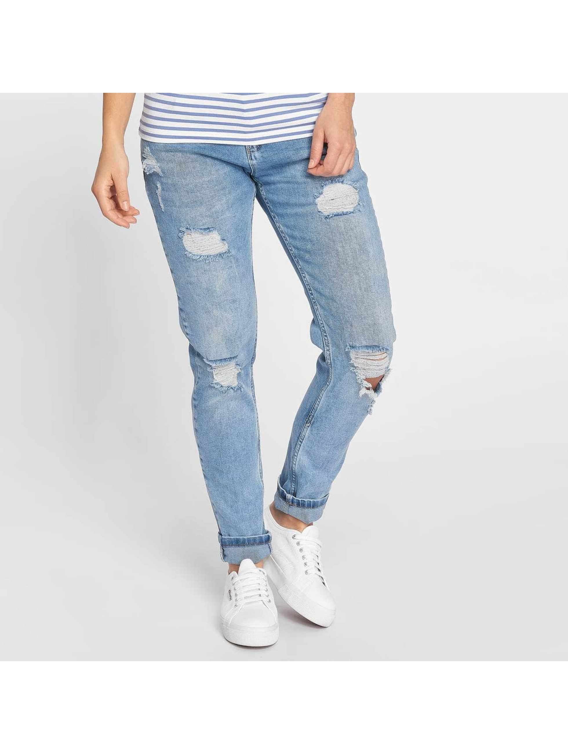 Just Rhyse / Boyfriend Jeans Bubbles in blue S