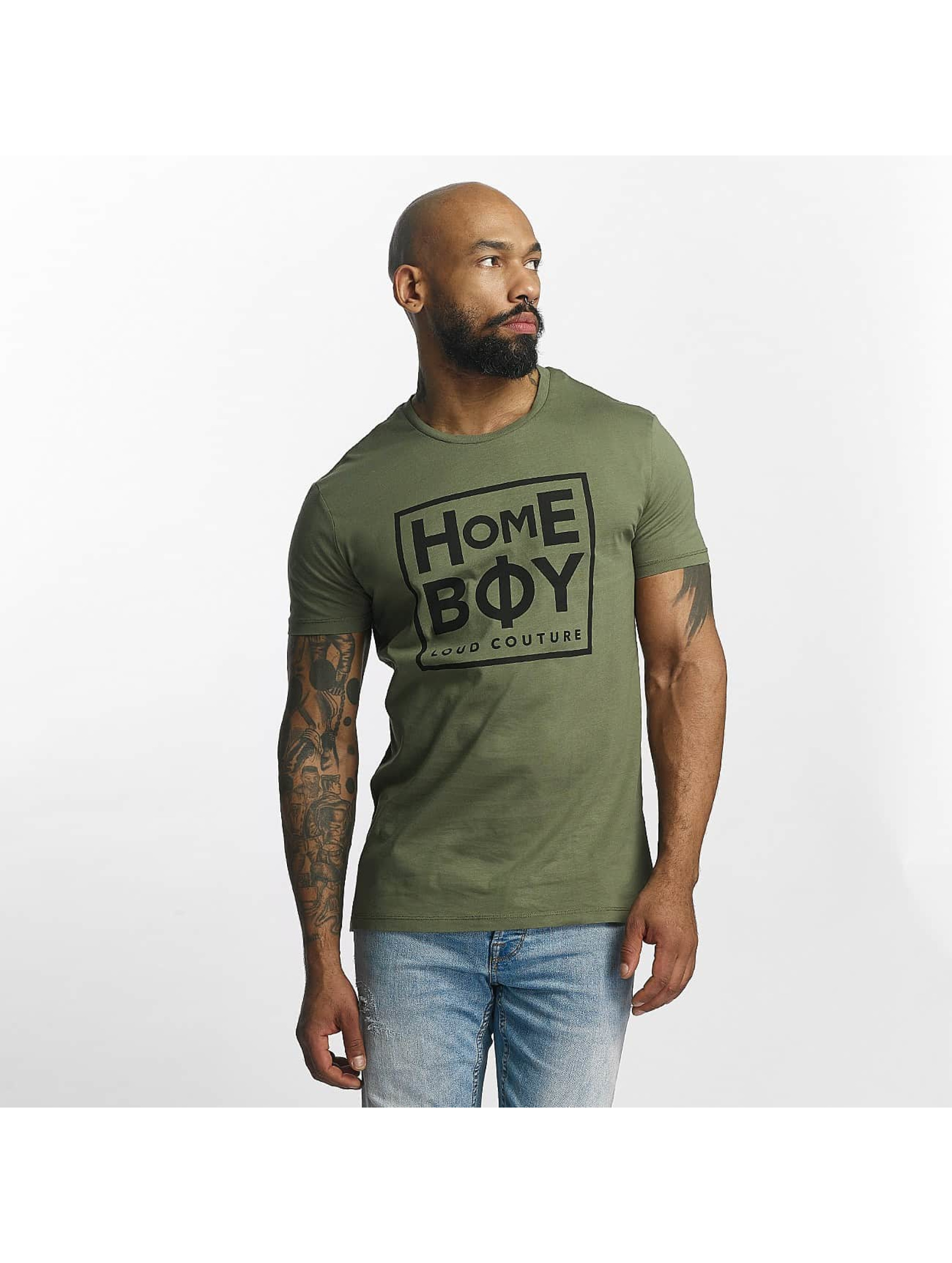 Homeboy Männer T-Shirt Take You Home in olive