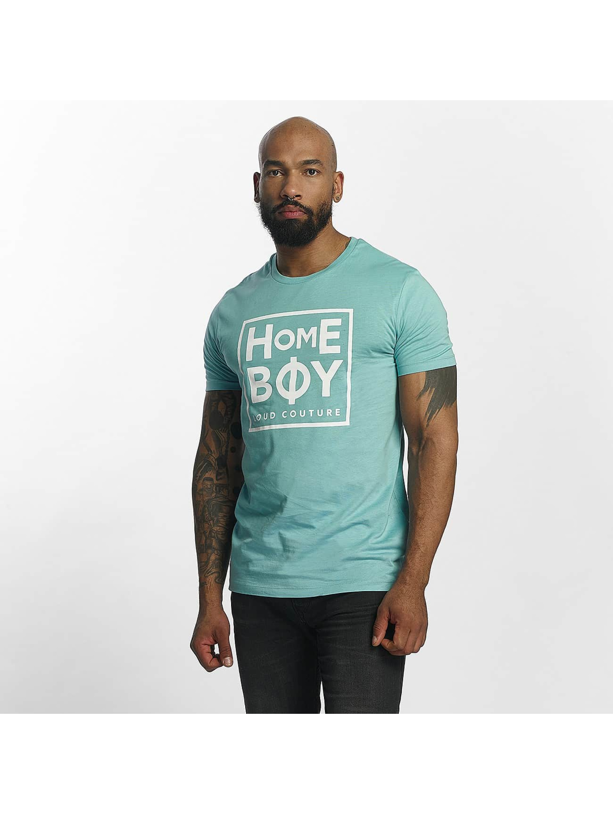 Homeboy Männer T-Shirt Take You Home in türkis