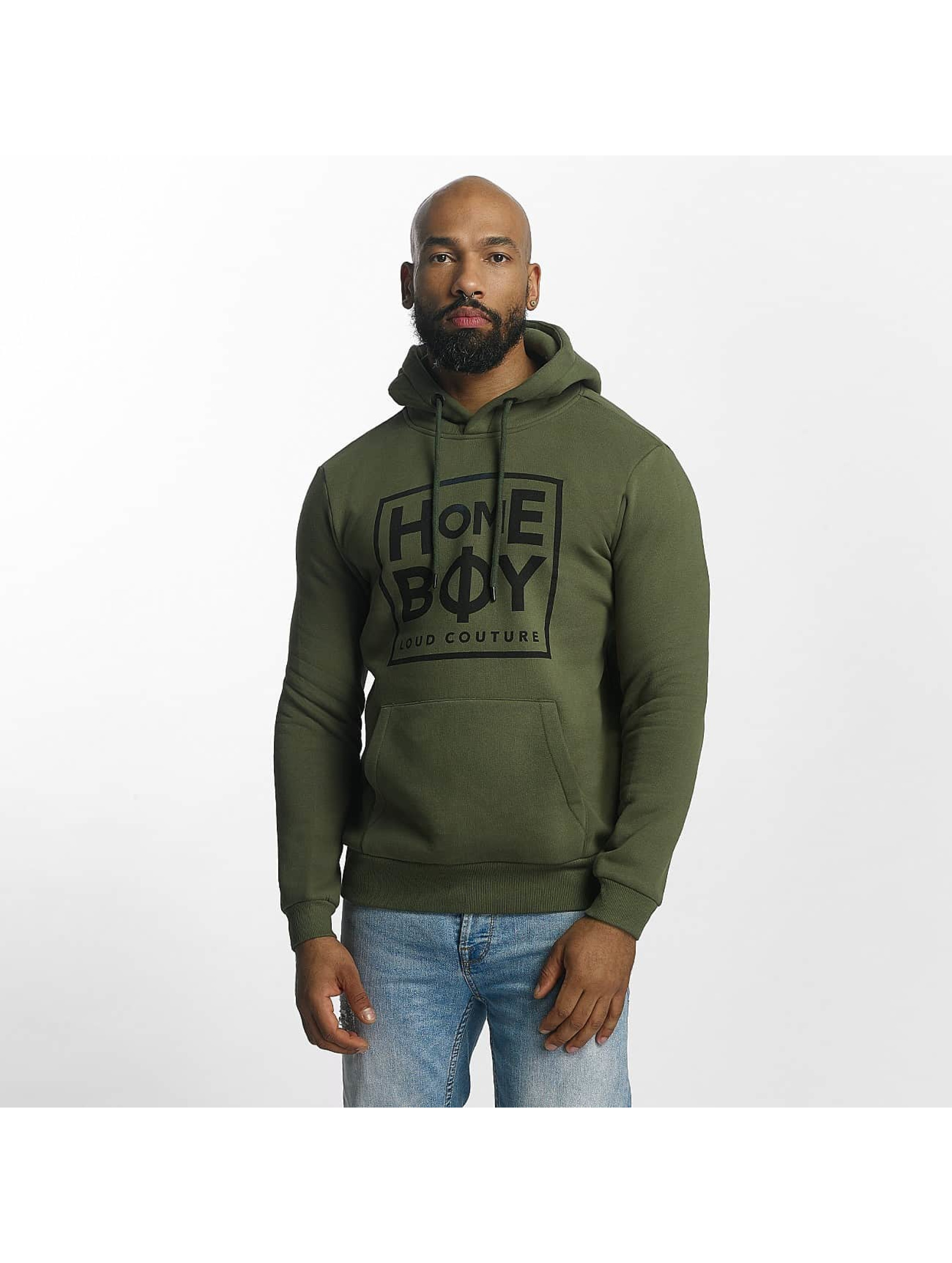 Homeboy Männer Hoody Neighbor in olive