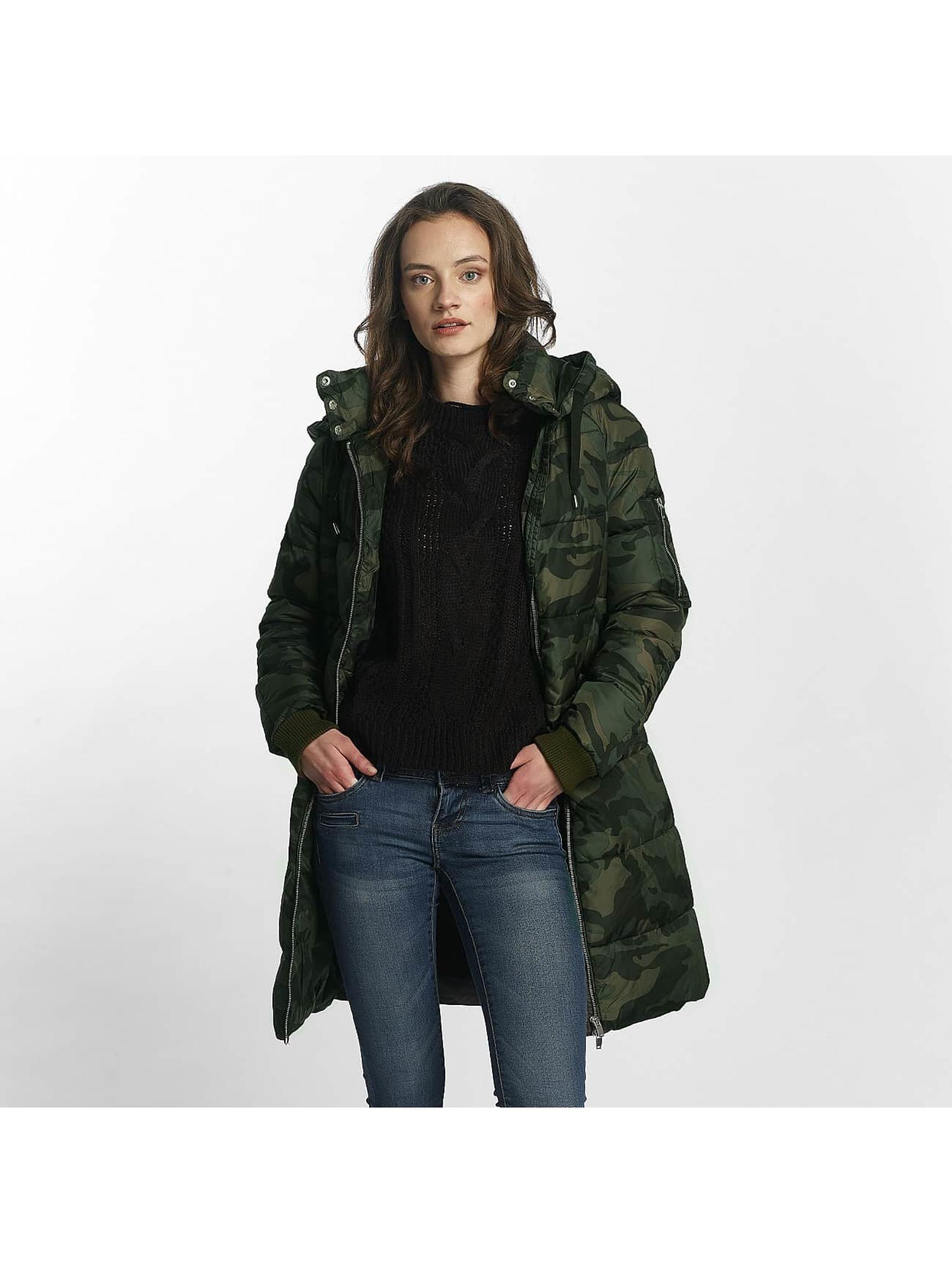 Vero Moda Frauen Mantel vmKevina in camouflage