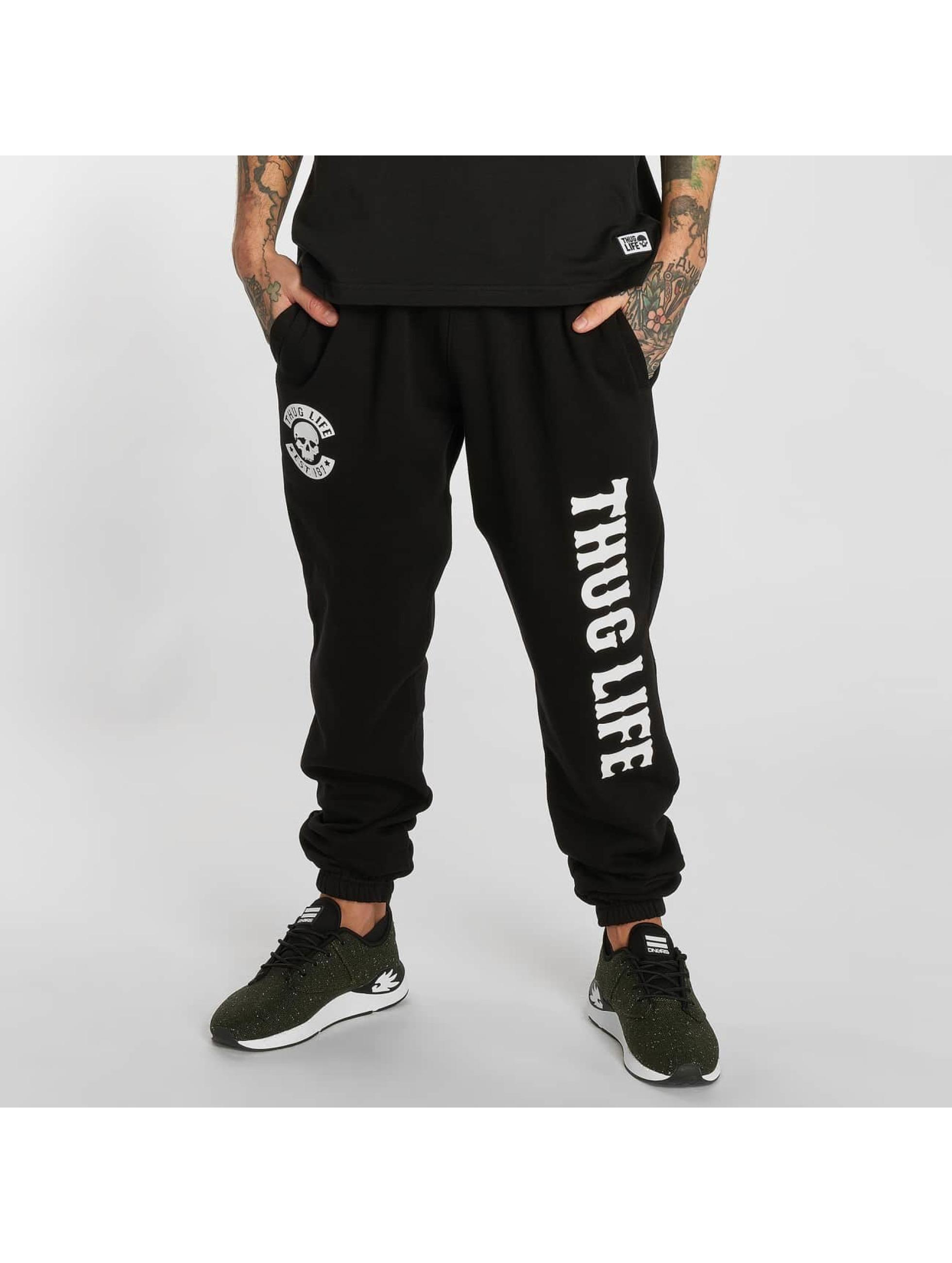 Thug Life / Sweat Pant TLSP124 in black S